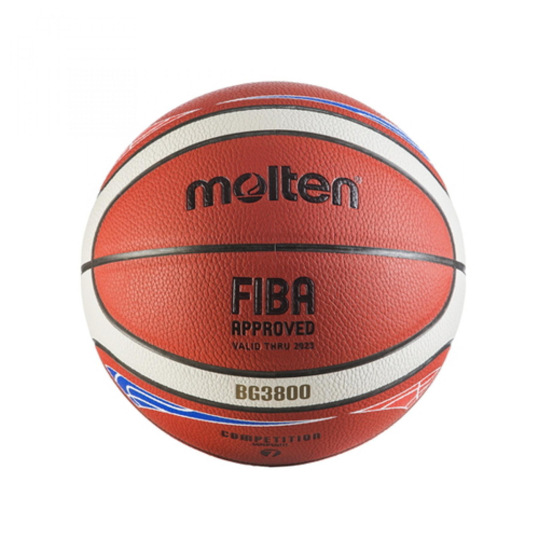 Molten BG3800 FFBB ball