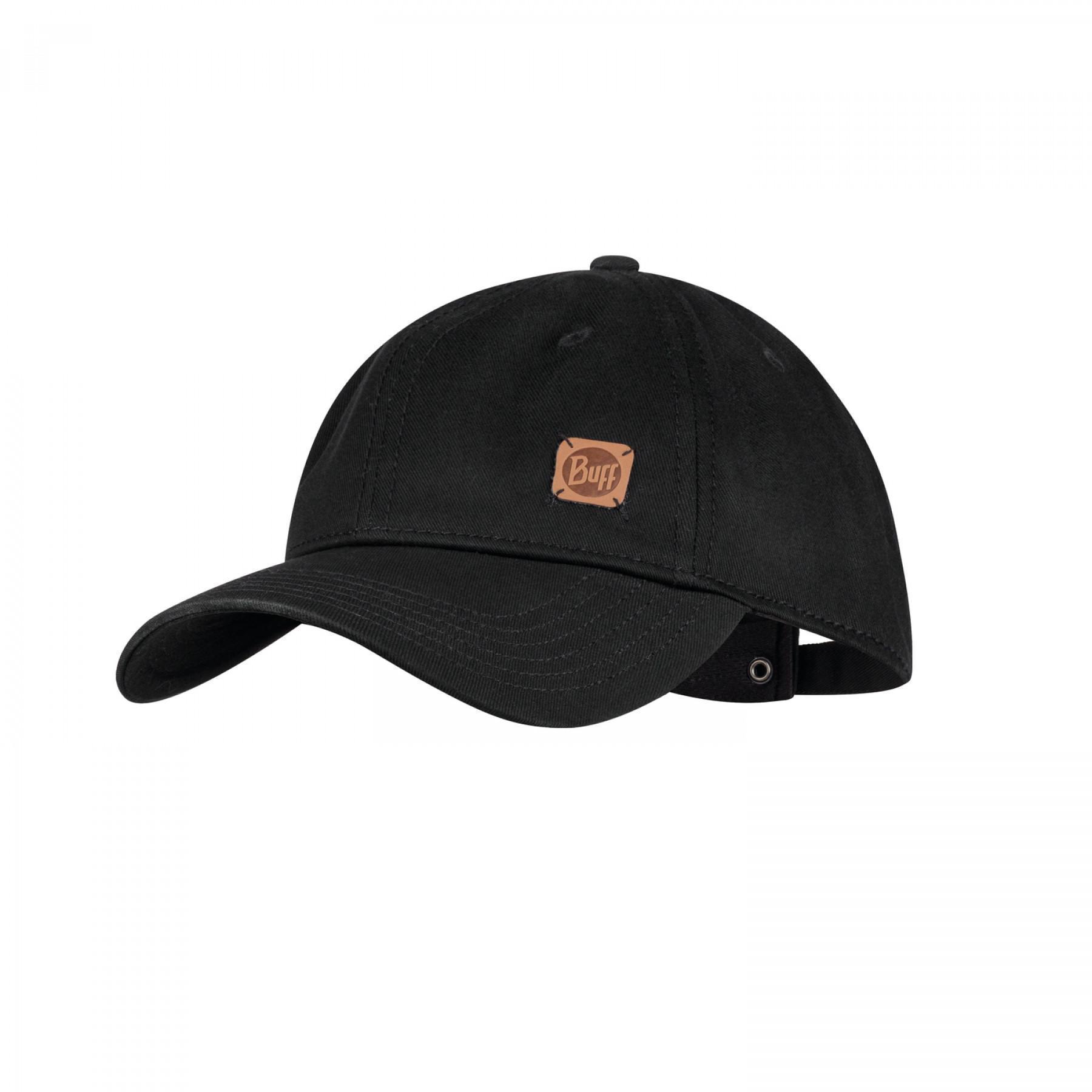 Baseball cap Buff black