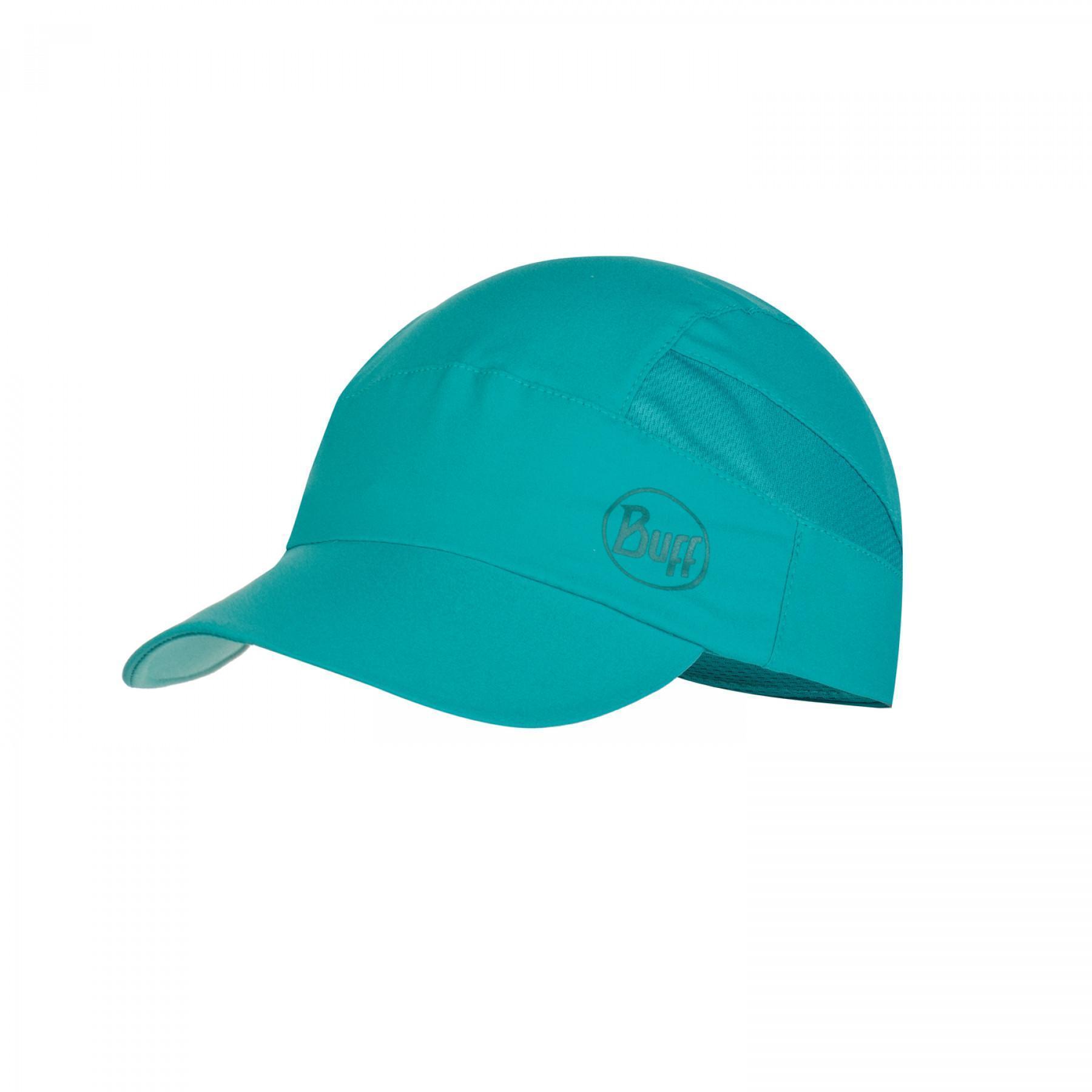 Cap Buff deep sea green