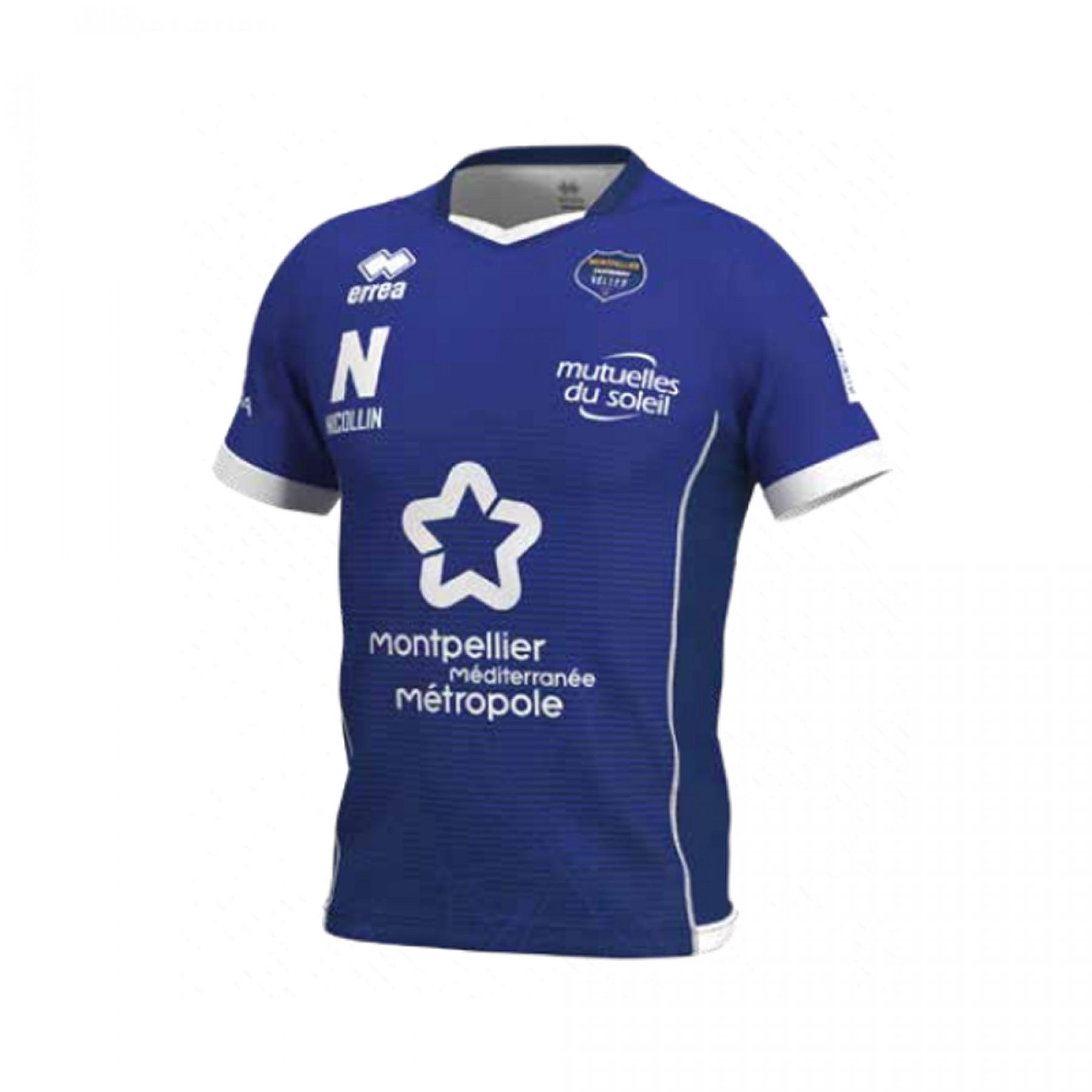 Home jersey Montpellier Volley 2019/20