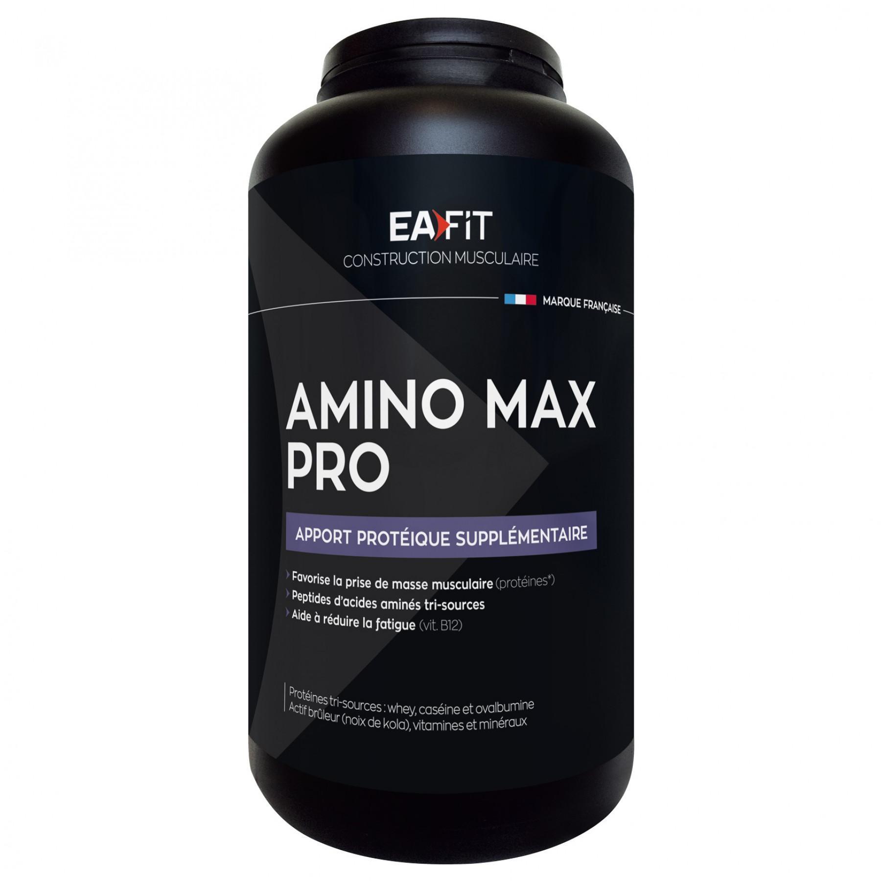 Amino max pro EA Fit (375 tablettes)