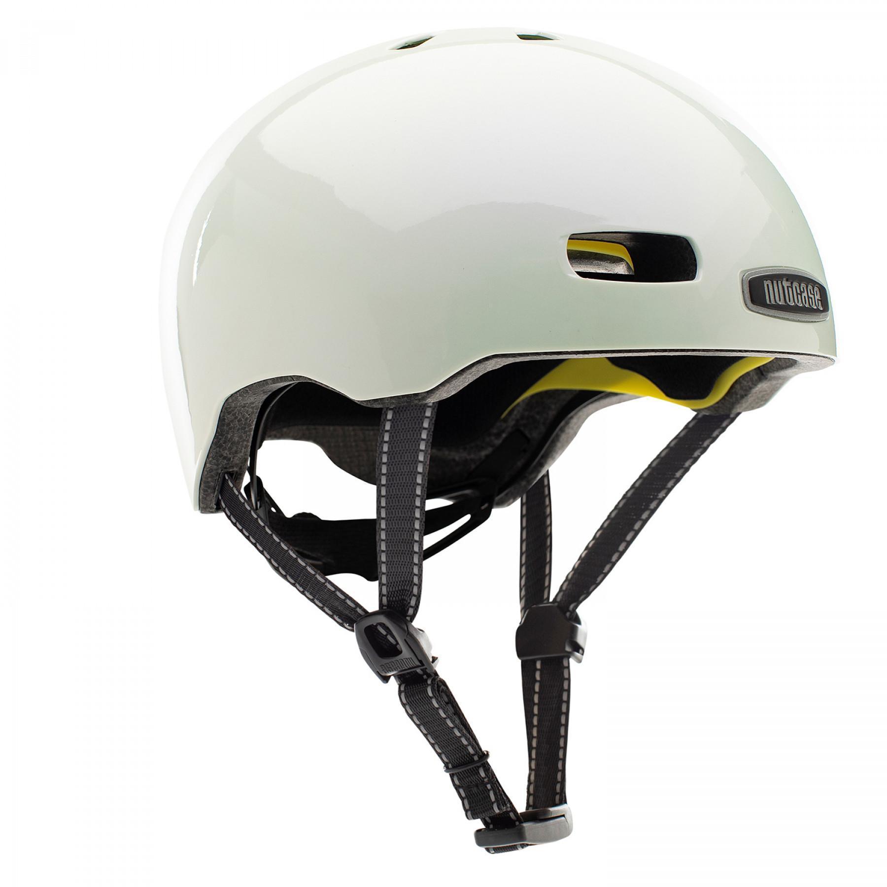 Nutcase Street City Of Pearls Helmet