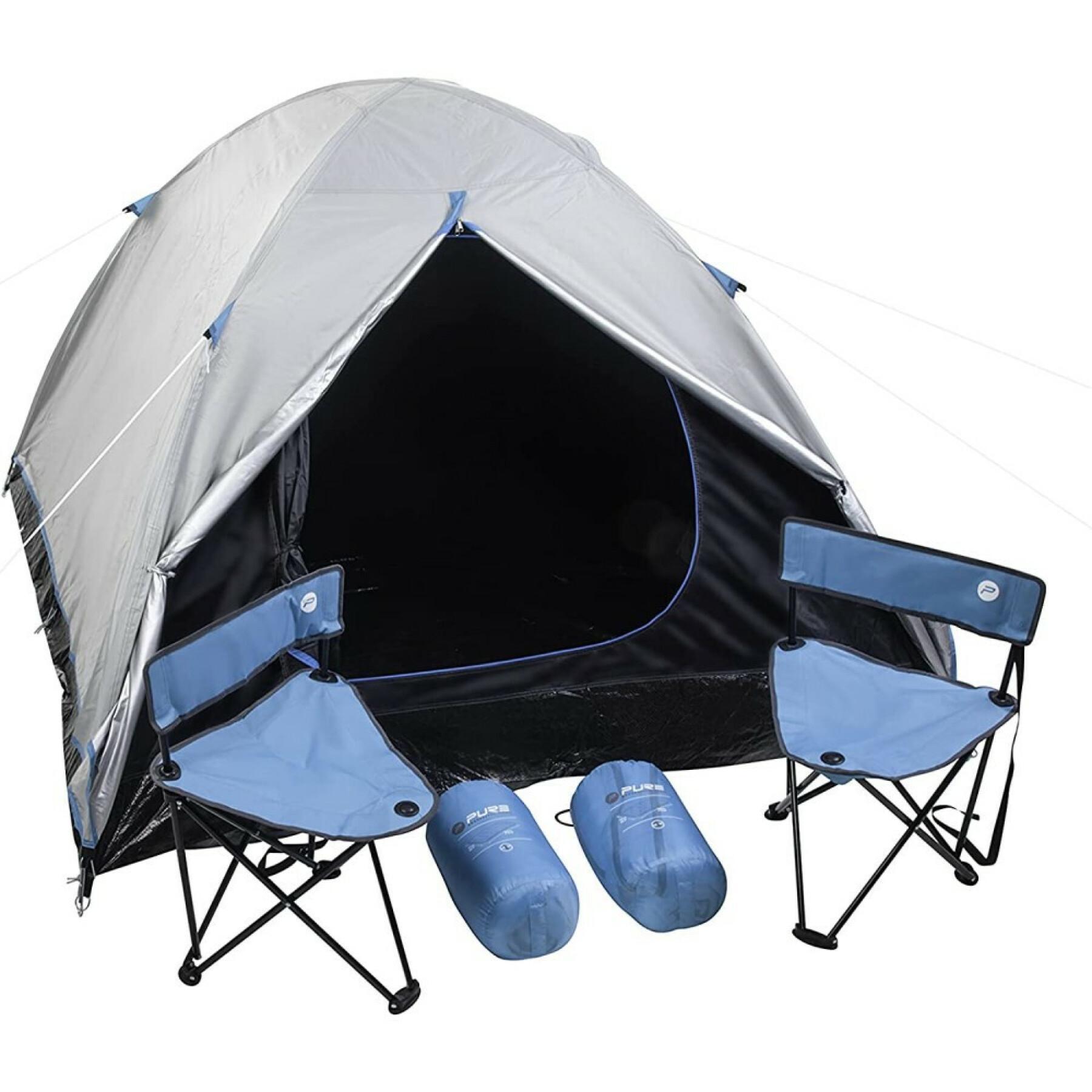 Camping set Pure4Fun