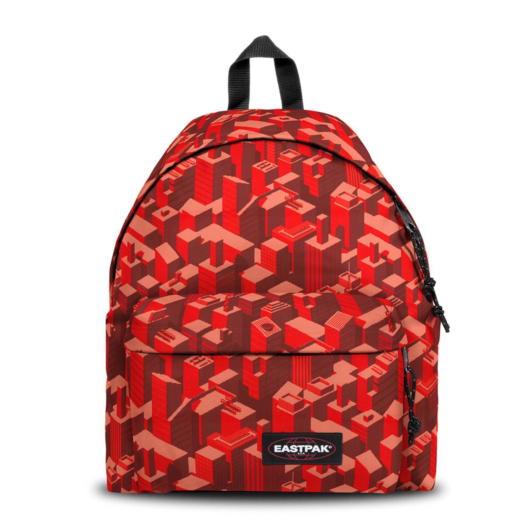 Backpack Eastpak Padded Pak'r Pixel Red