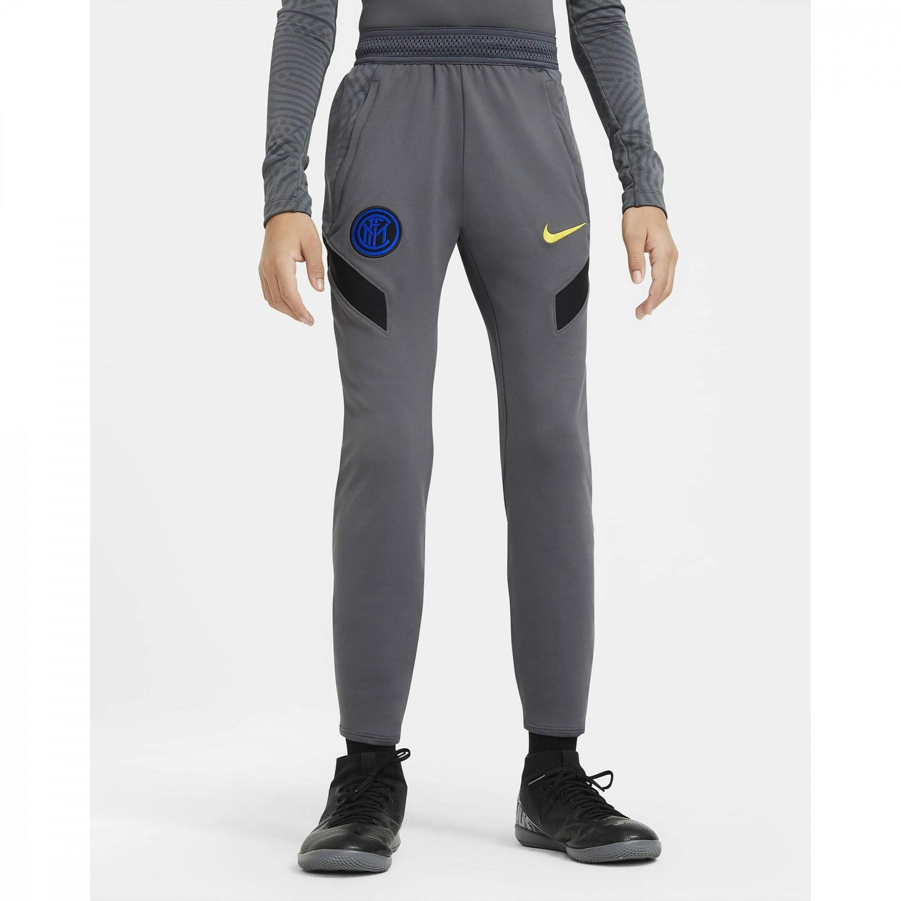 Junior Inter Milan 2020/21 Strike Dry Pants