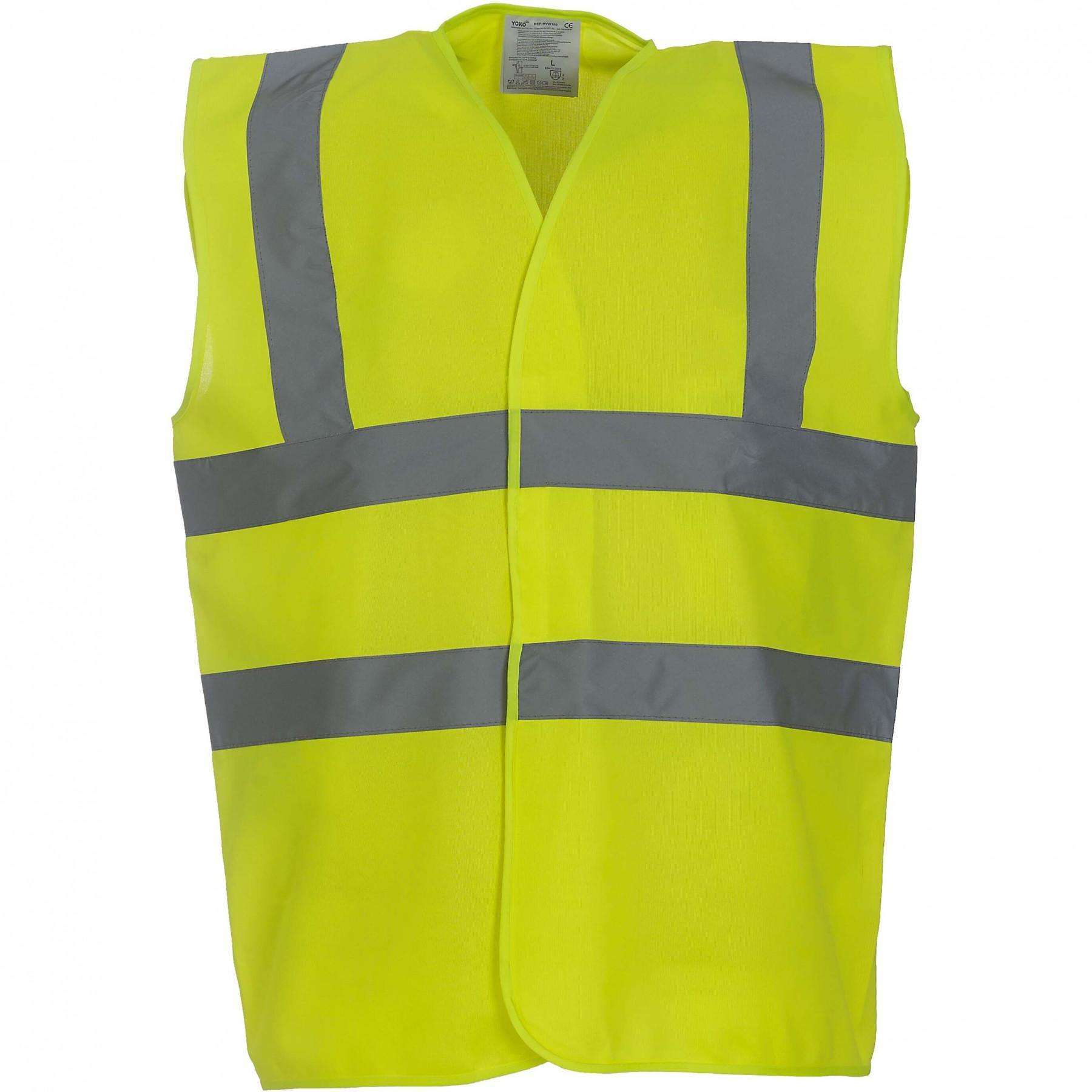 High visibility vest Yoko