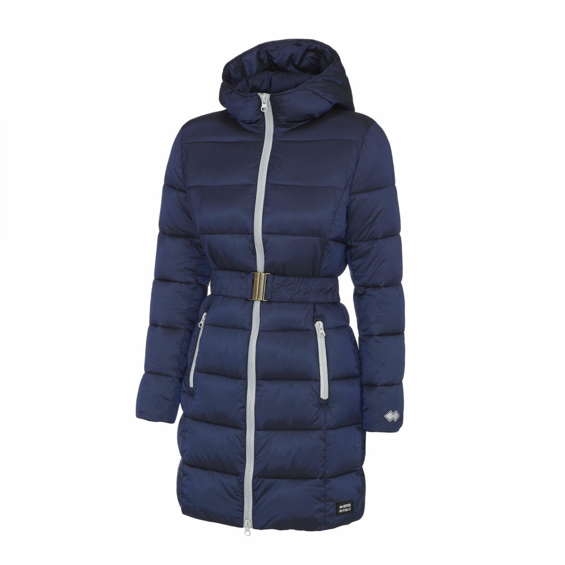 Errea women's hybrid long jacket