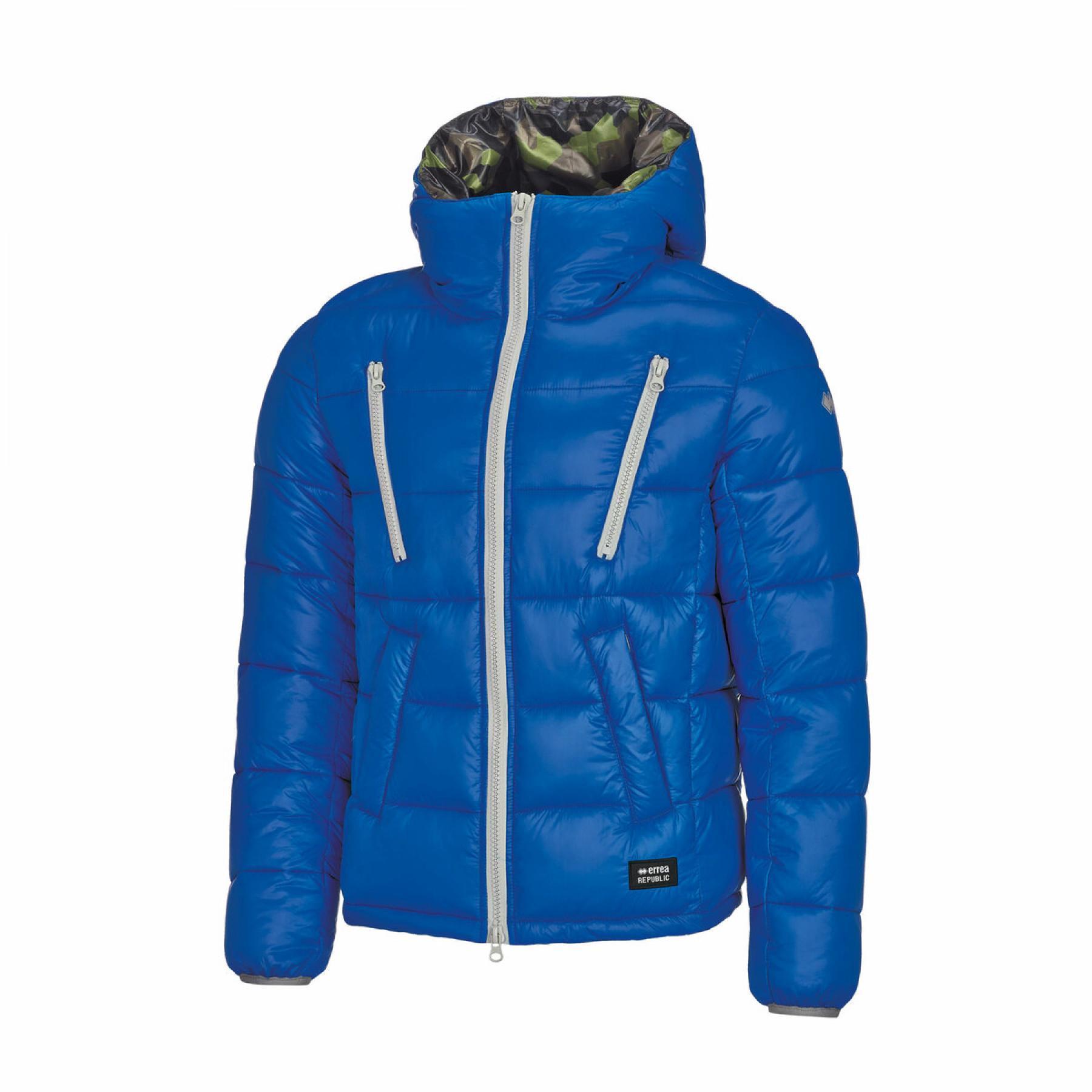 Jacket Errea hybrid quilted