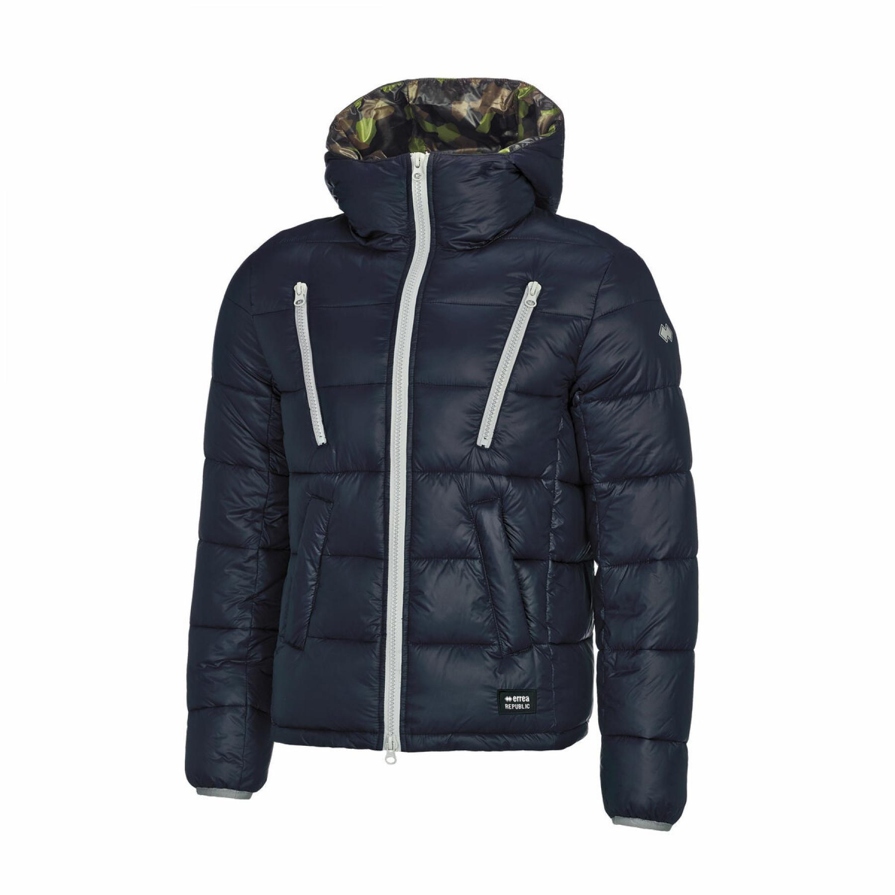 Errea hybrid quilted jacket