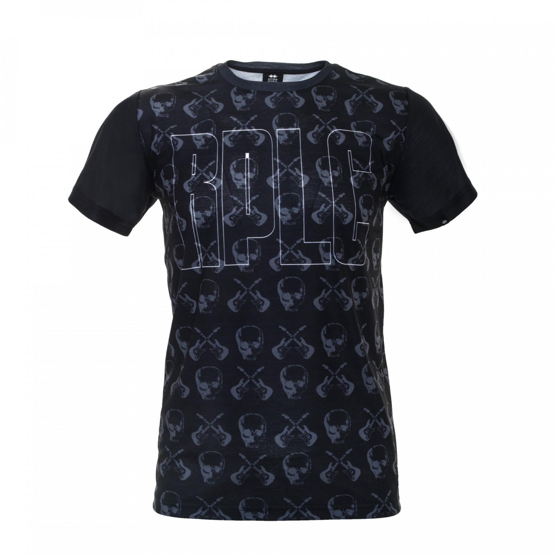 T-shirt Errea essential rock skull ad