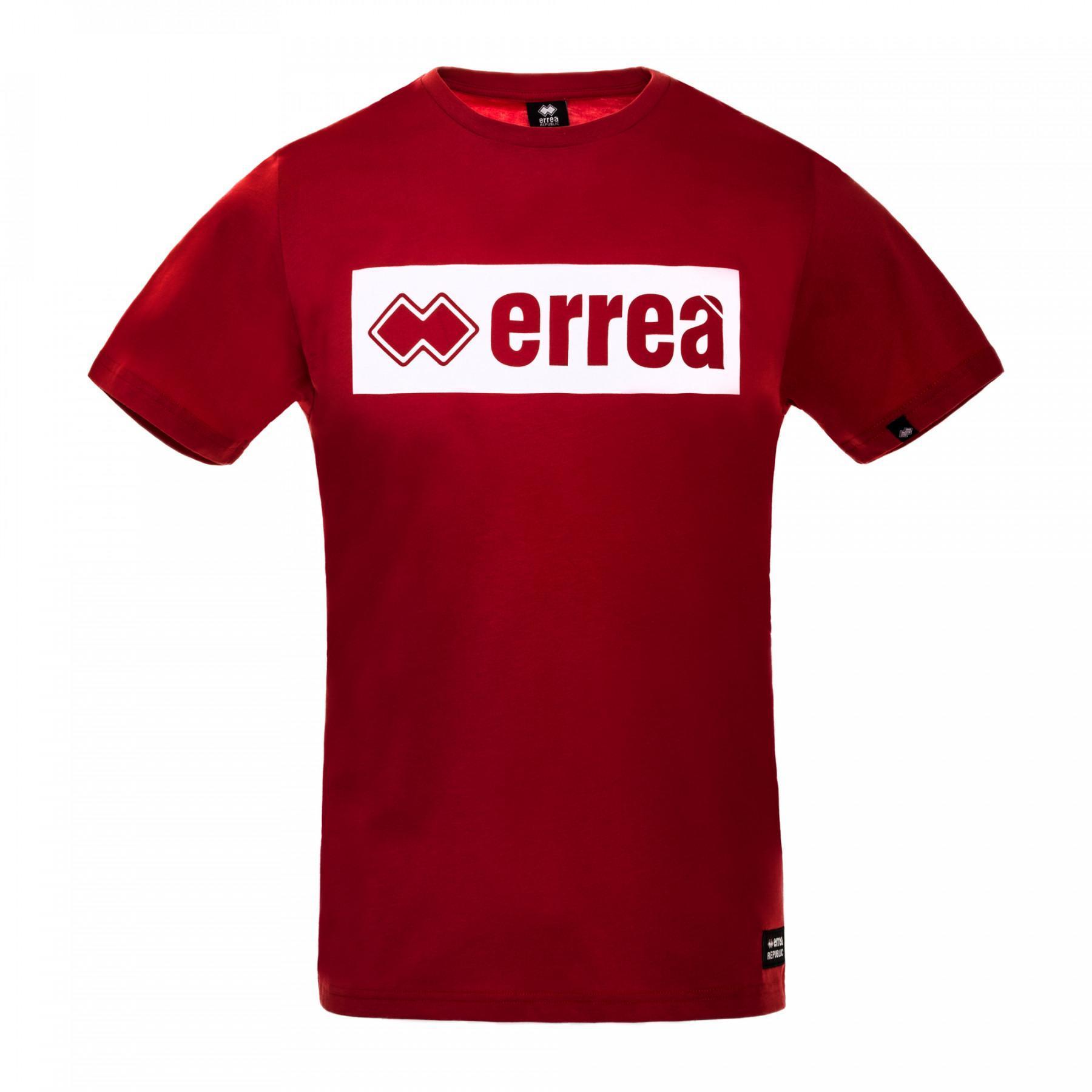 T-shirt Errea essential logo ad