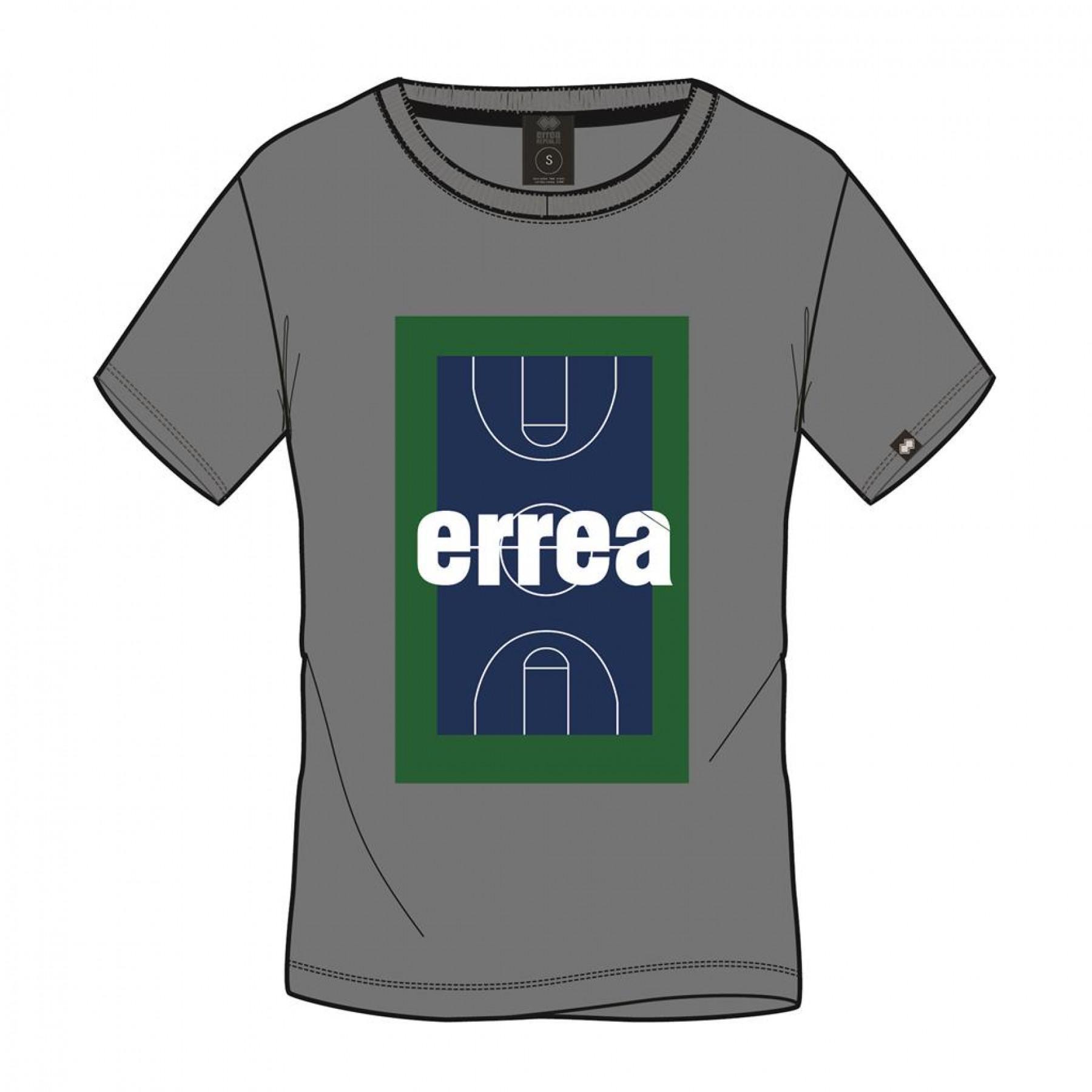 T-shirt Errea Sport merging print ad