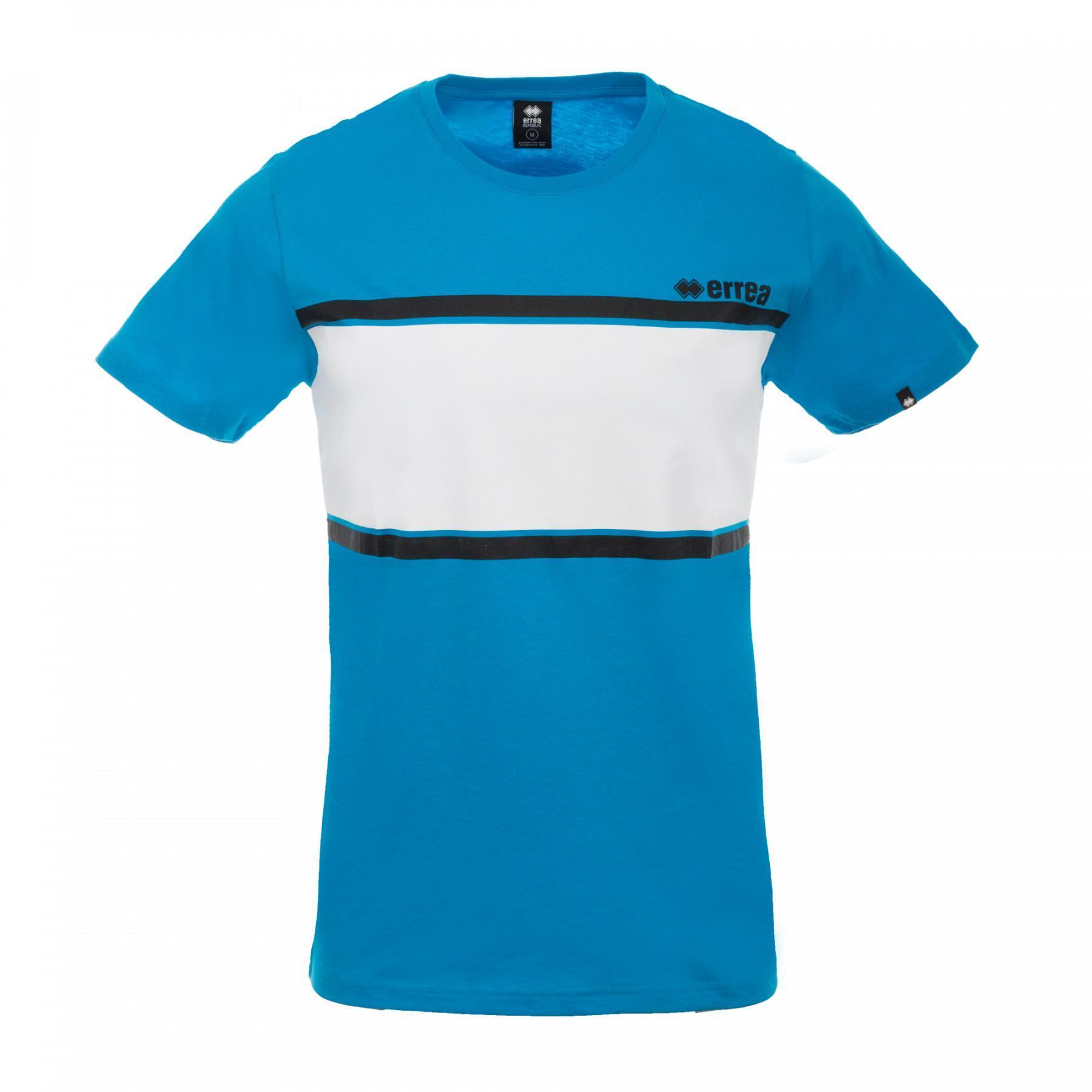 T-shirt Errea sport fusion colour block ad