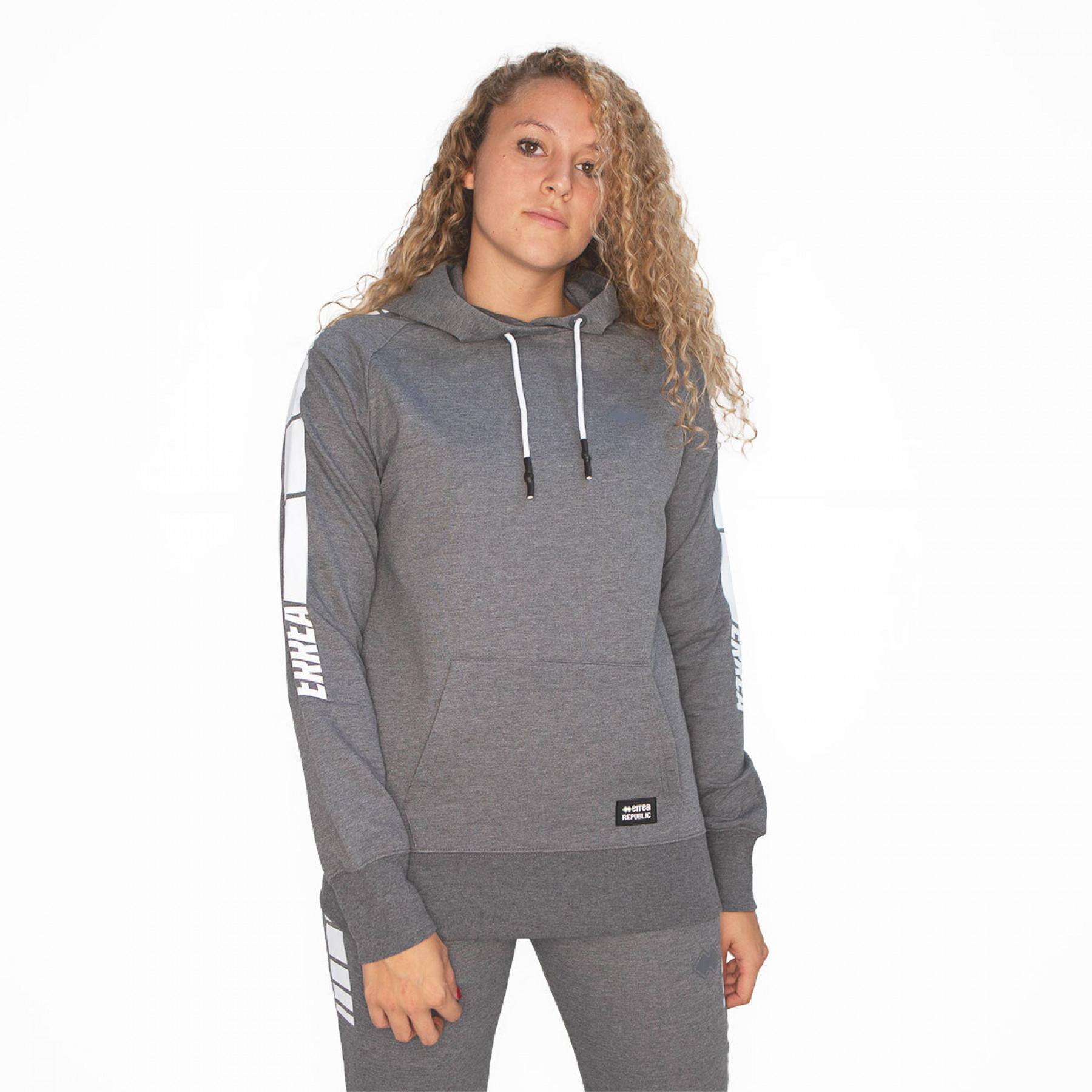 Sweatshirt woman Errea sport inspired ad