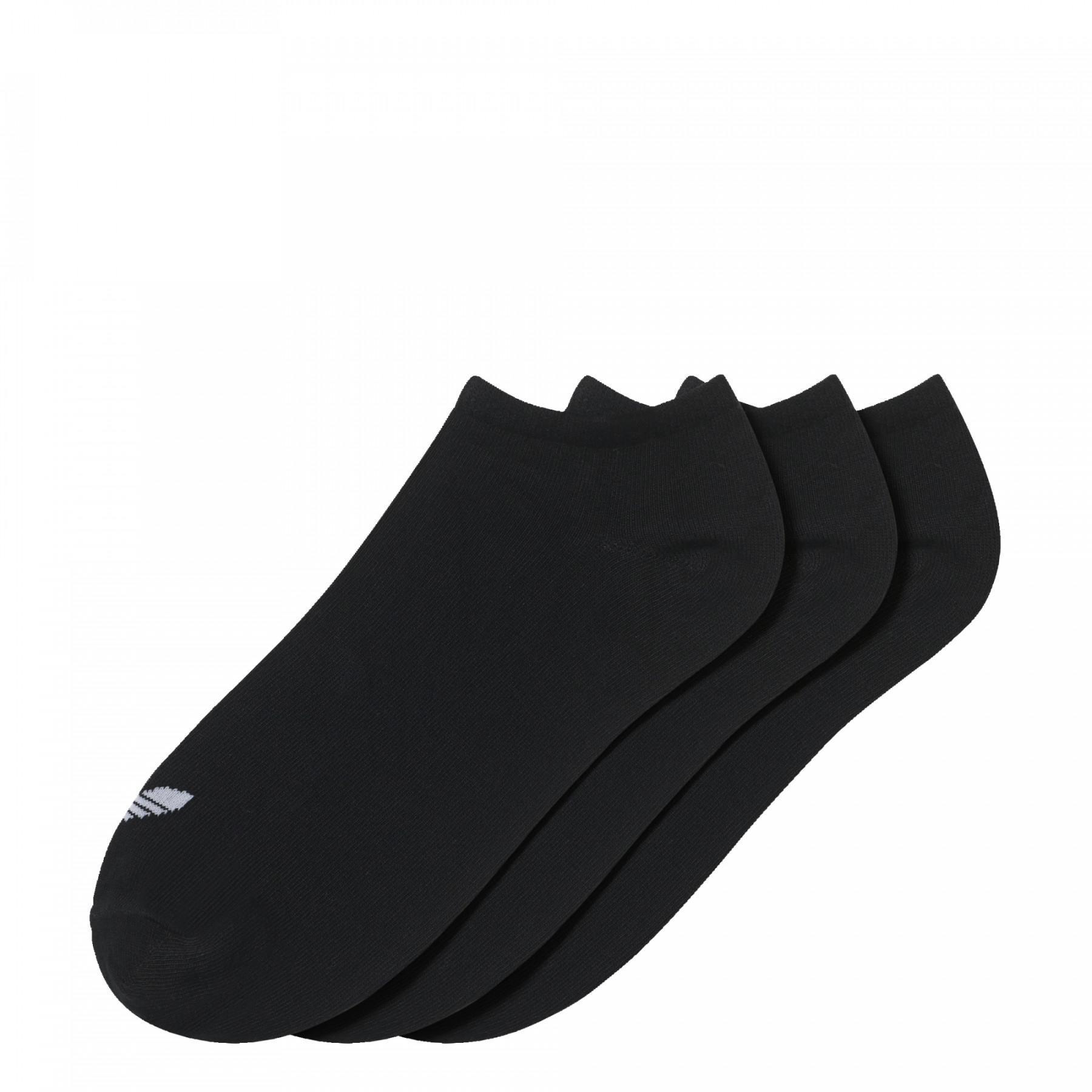 Socks Adidas Trefoil Liner (3 pairs)