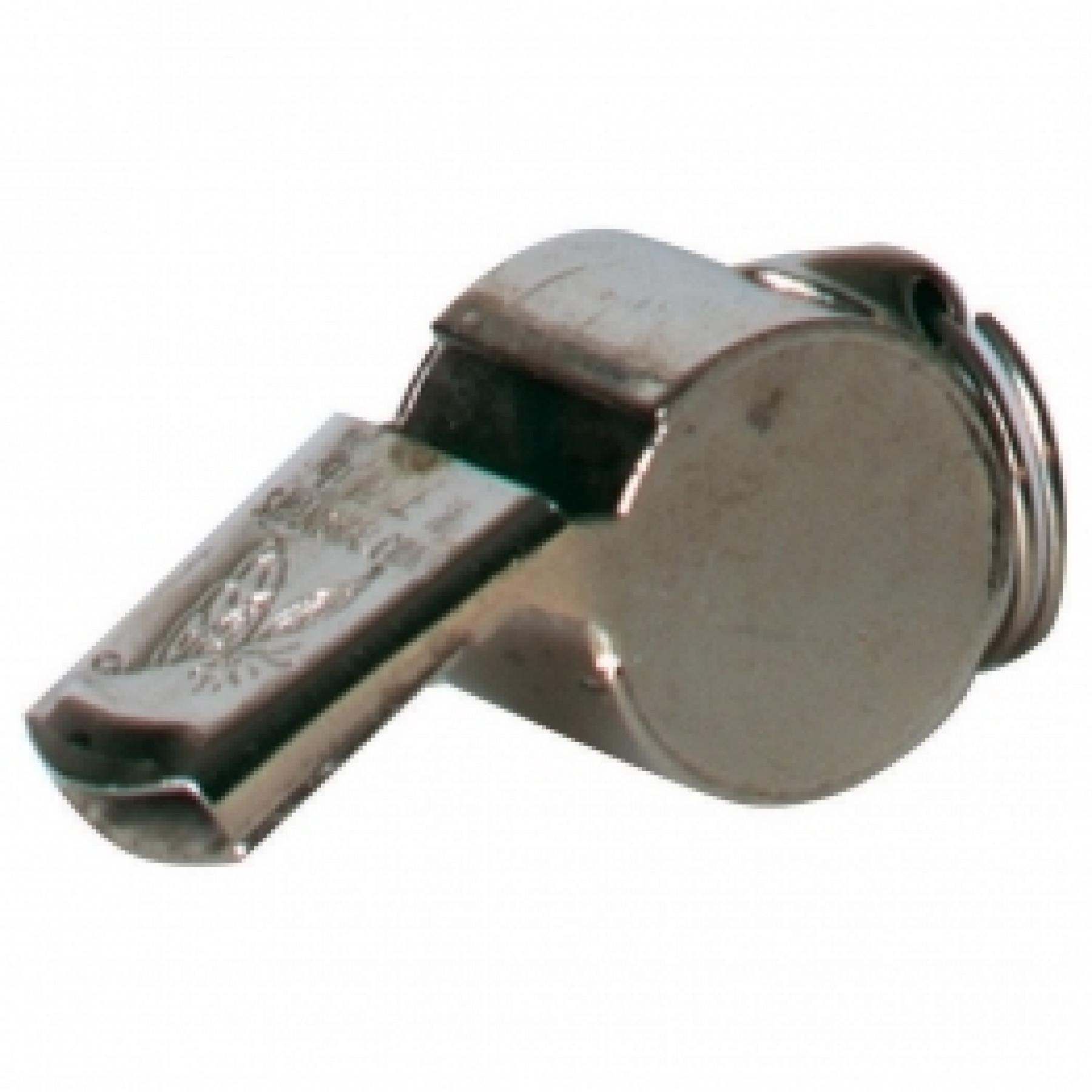 Set of 12 Tremblay metal whistles