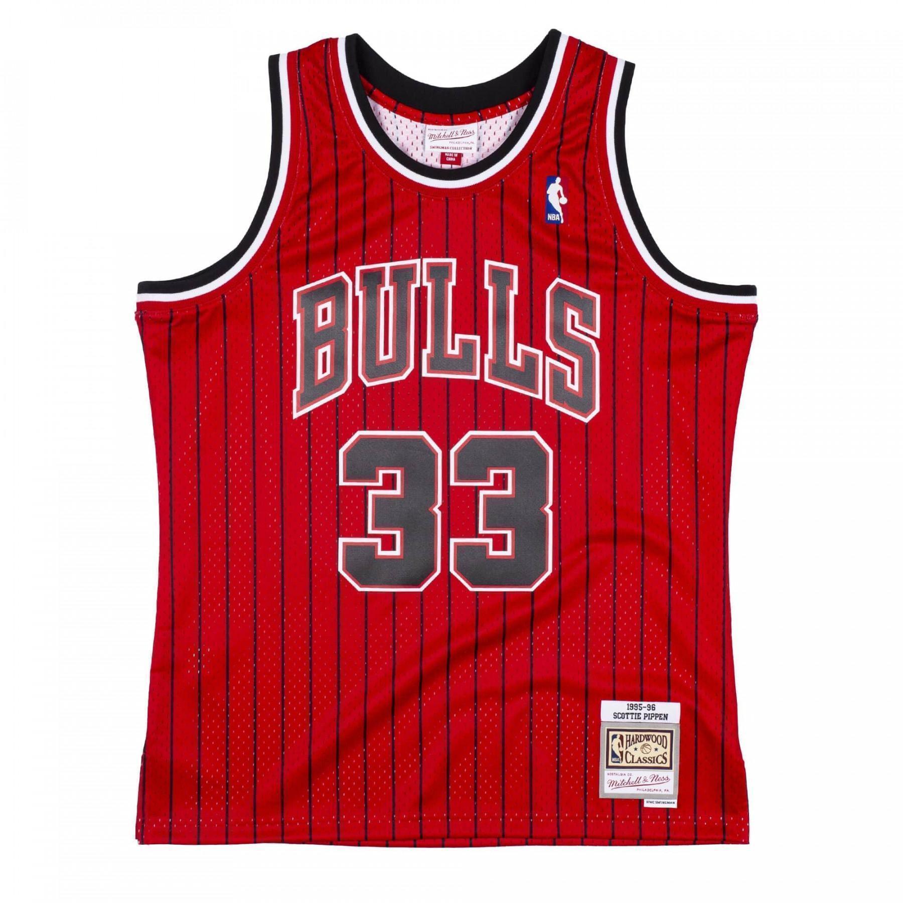 chicago bulls swingman jersey