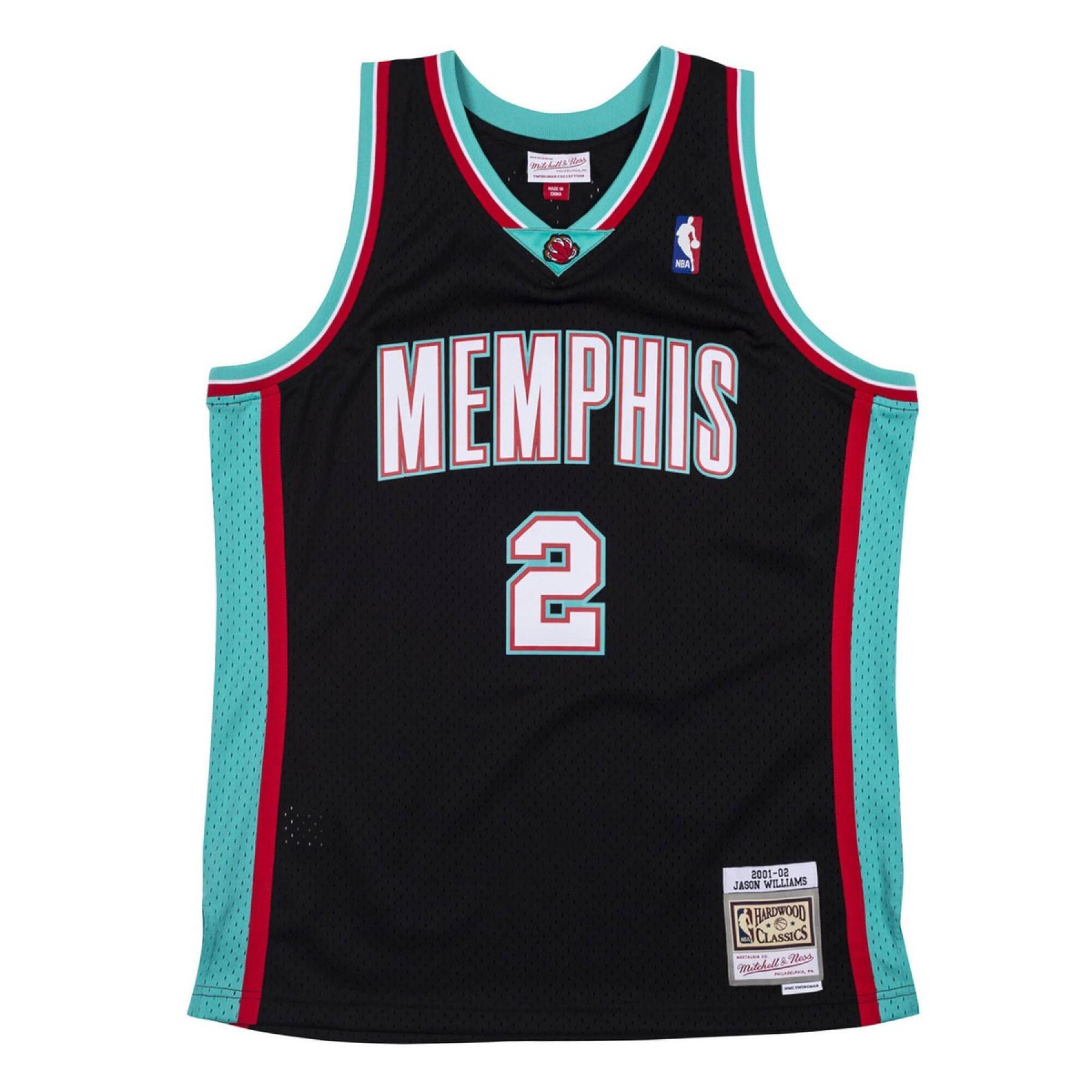 Memphis Grizzlies jersey Jason Williams