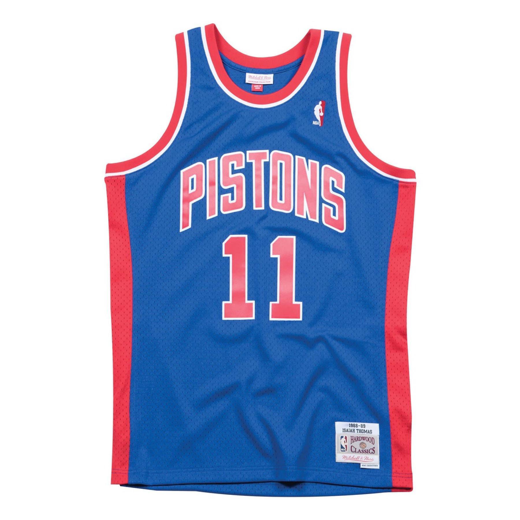 Isiah Thomas Detroit Pistons Jersey