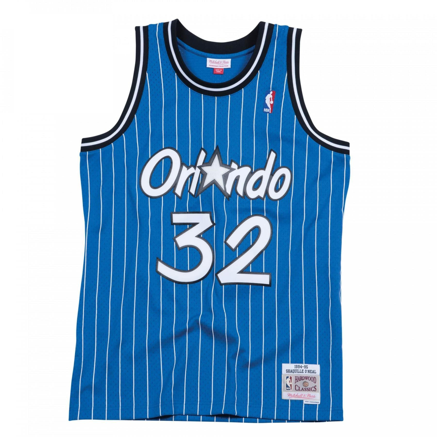 Orlando magic swingman jersey julius erving #6