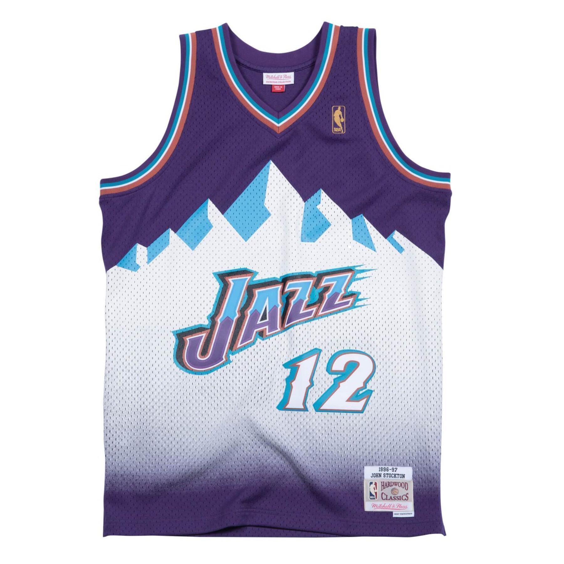 Utah Jazz John Stockton Jersey