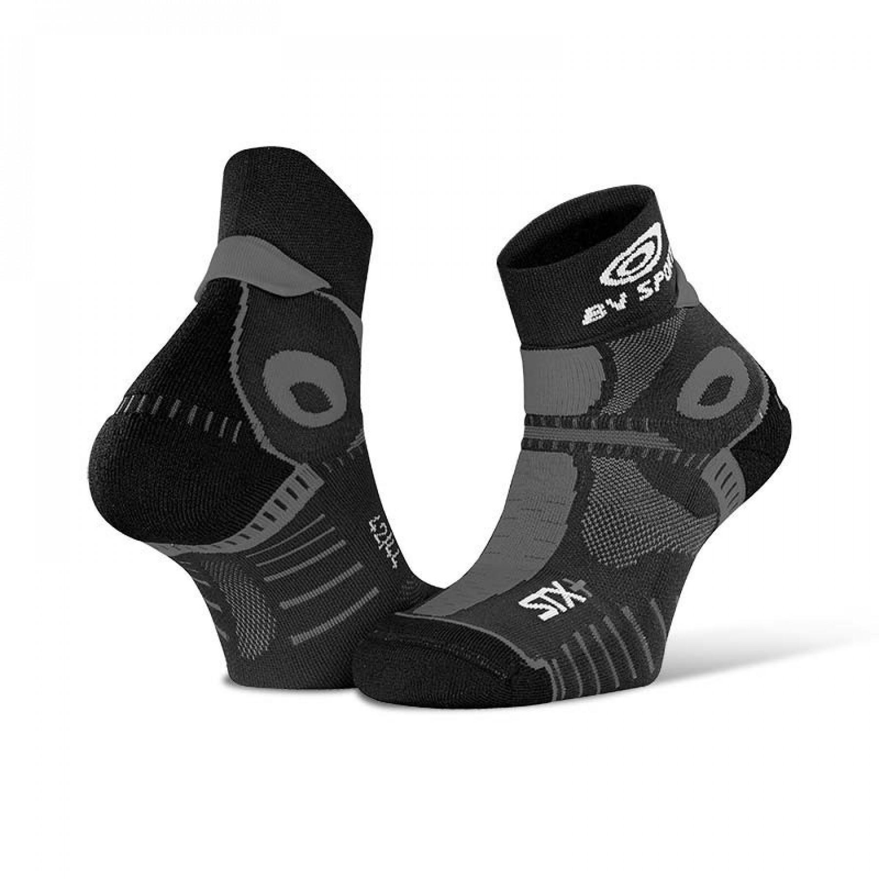 BV Sport STX+ EVO trail socks