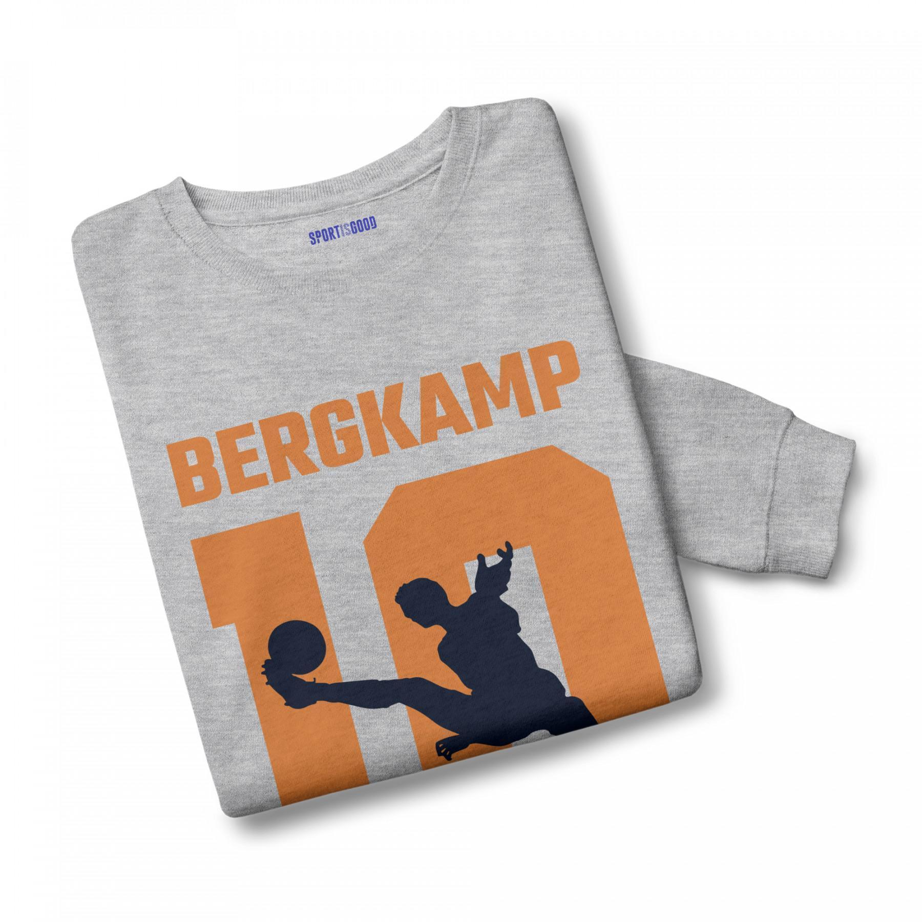 Sweatshirt mixed Bergkamp 10