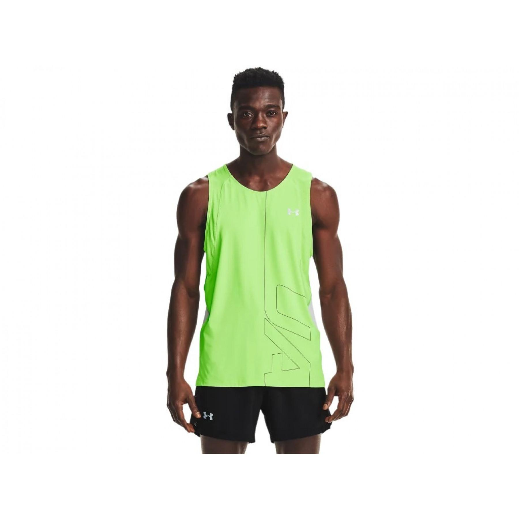 Under Amour Iso-Chill Run 200 Wind Long Sleeve Top