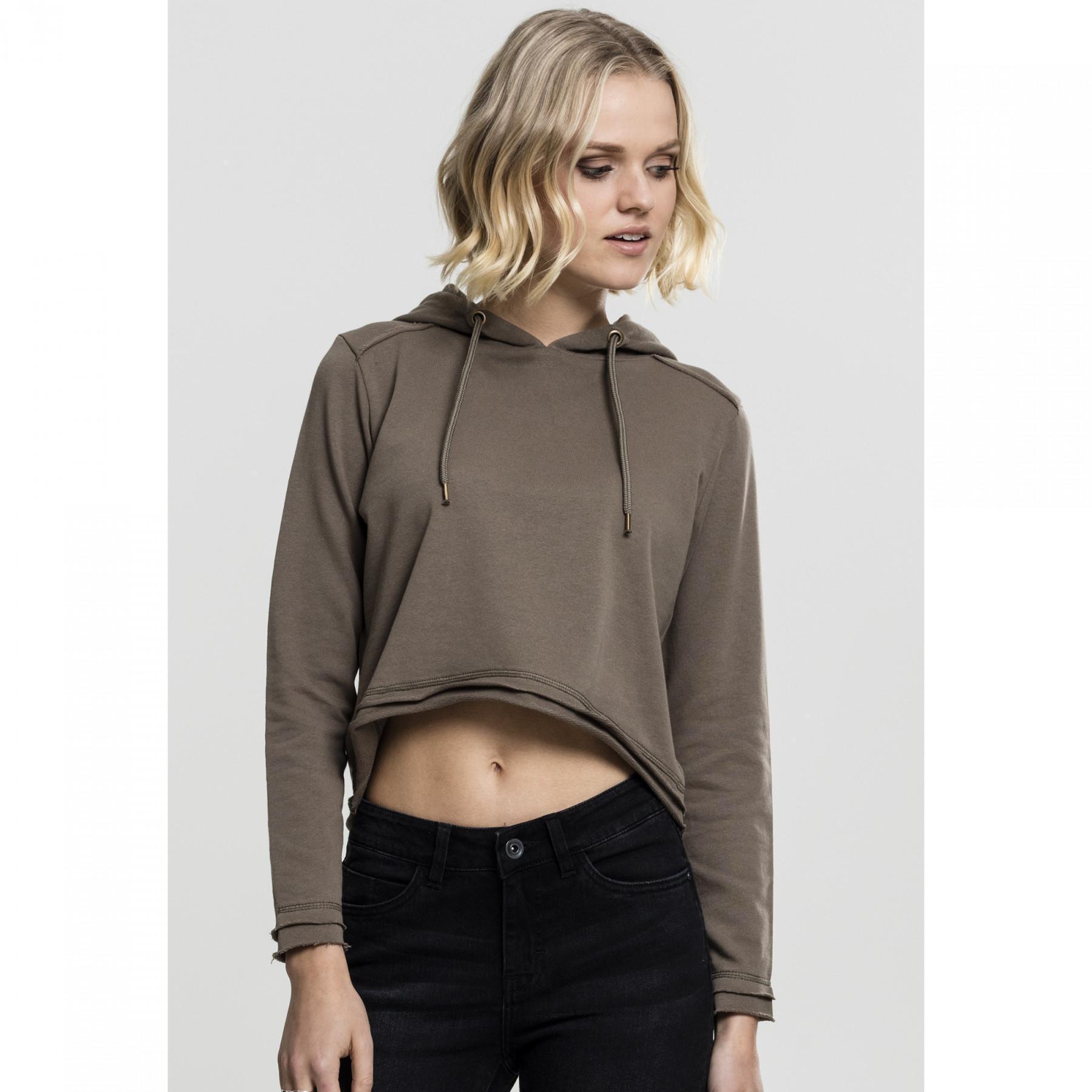 Sweatshirt woman Urban Classic terry