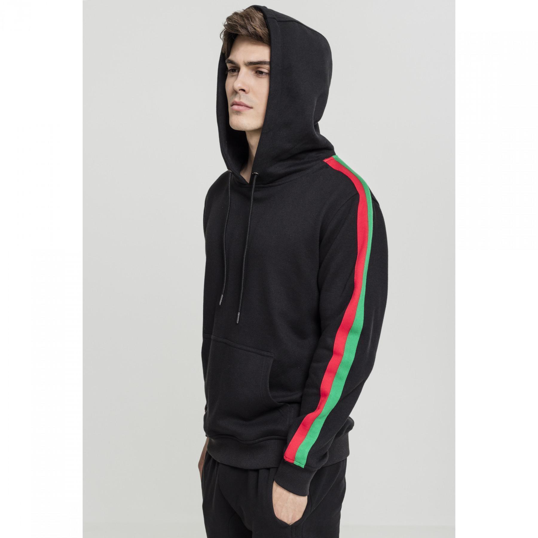 Sweatshirt Urban Classic stripe shoulder
