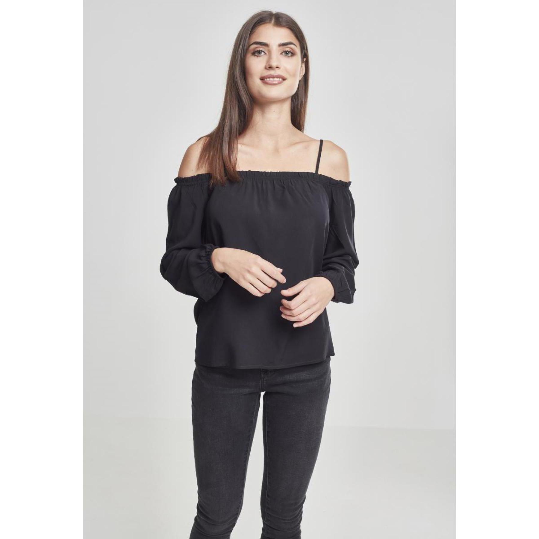 Woman's top Urban Classic cold