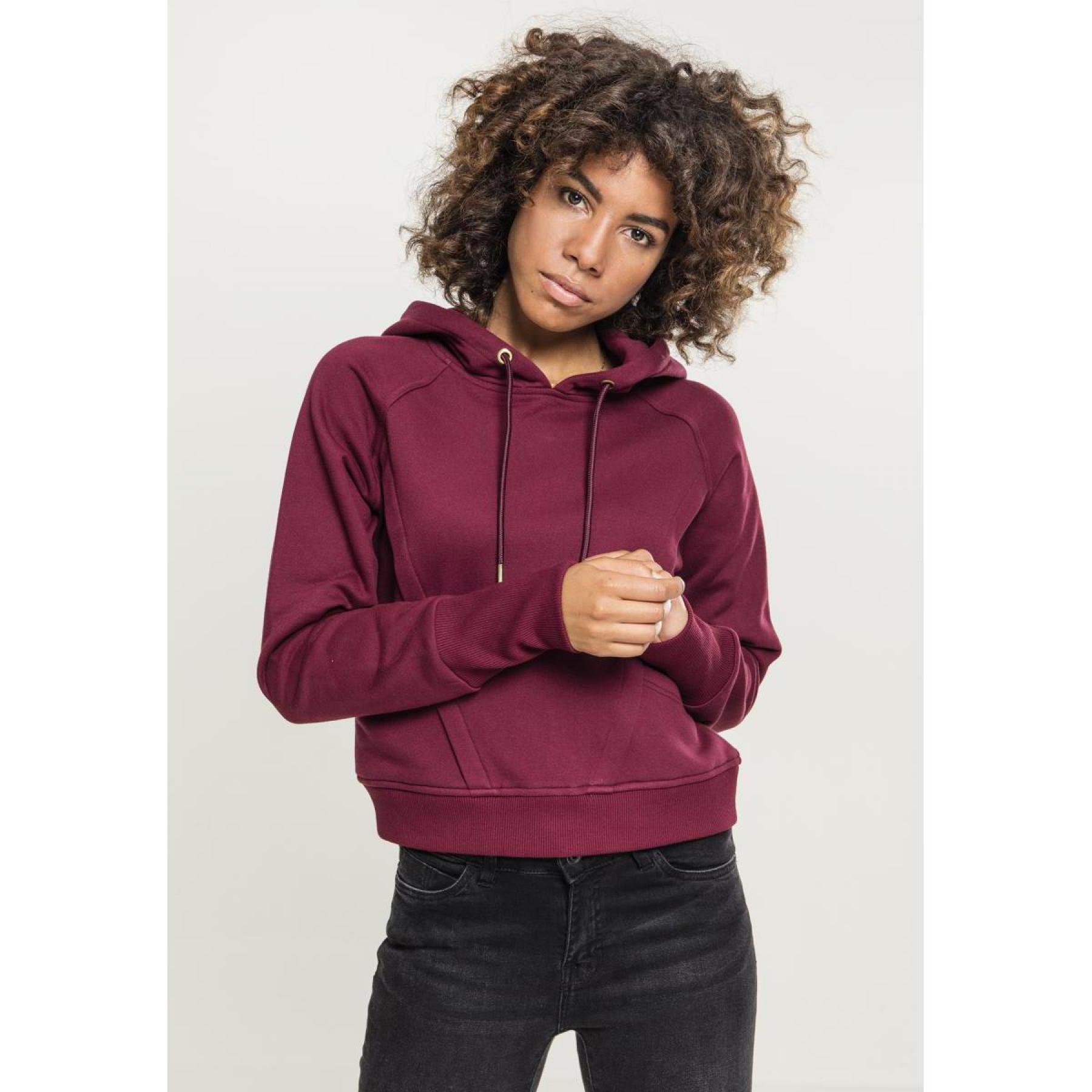 Women's Urban Classic thumb hole sweatshirt