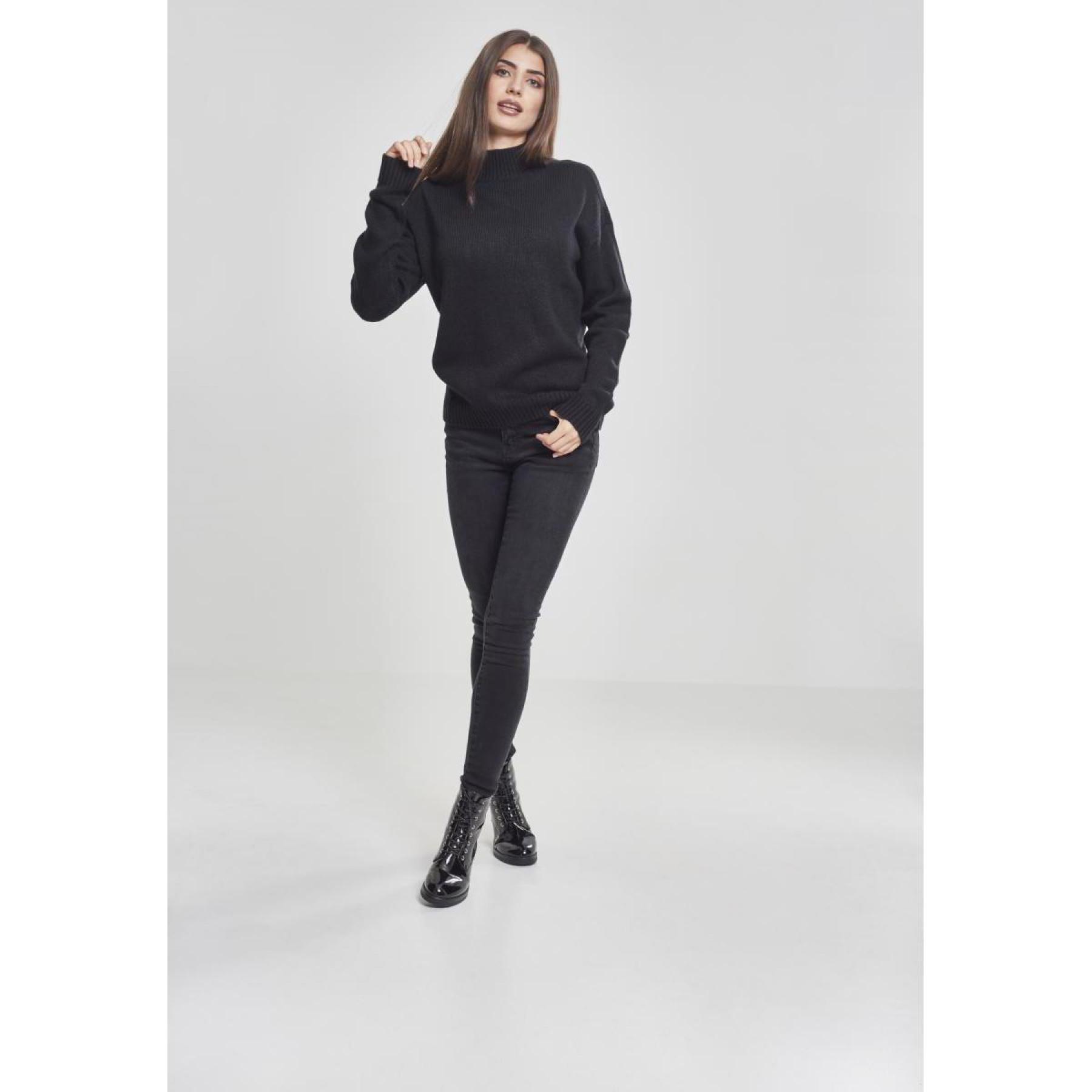 Sweatshirt woman Urban Classic turtlene GT