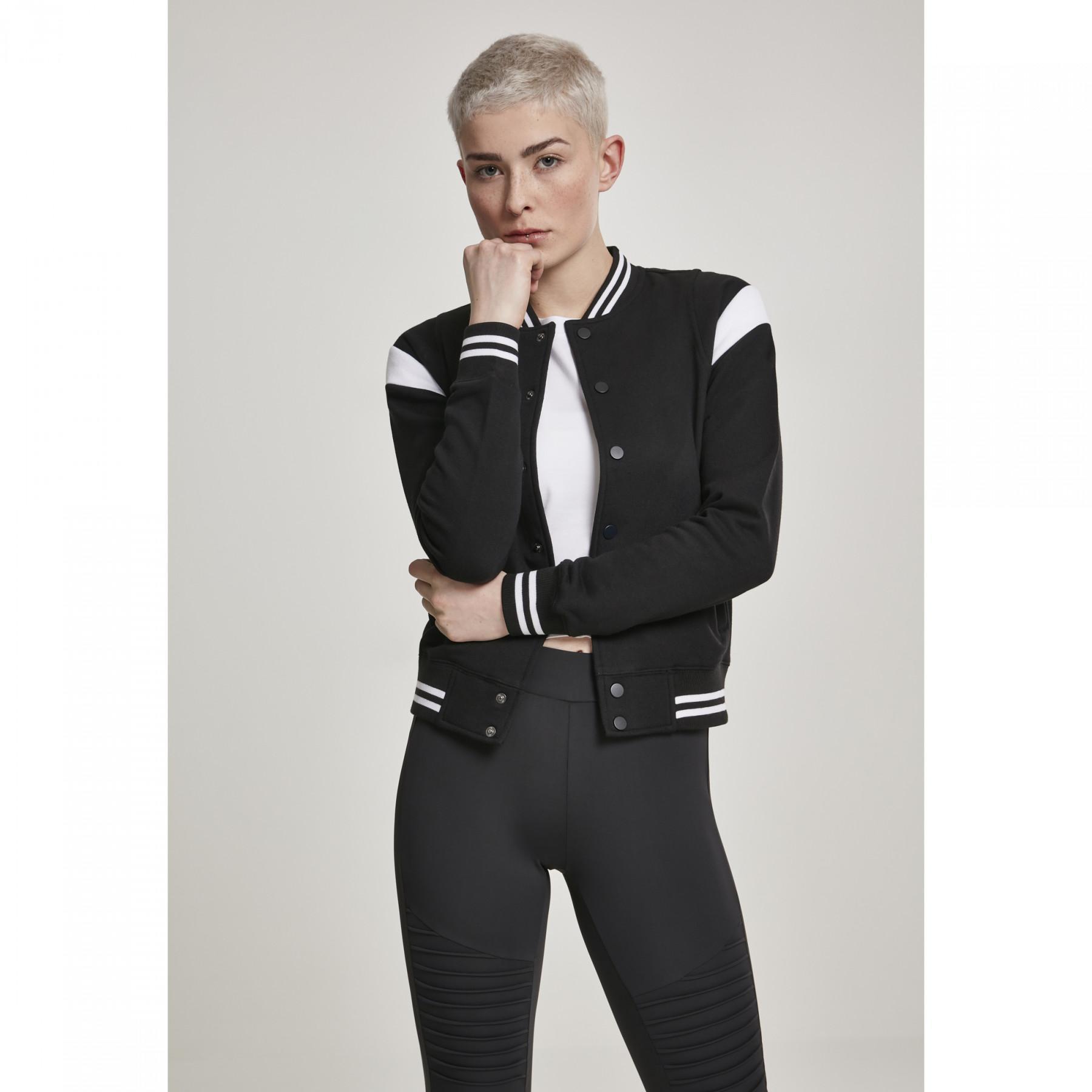 Jacket woman Urban Classic inet college sweater