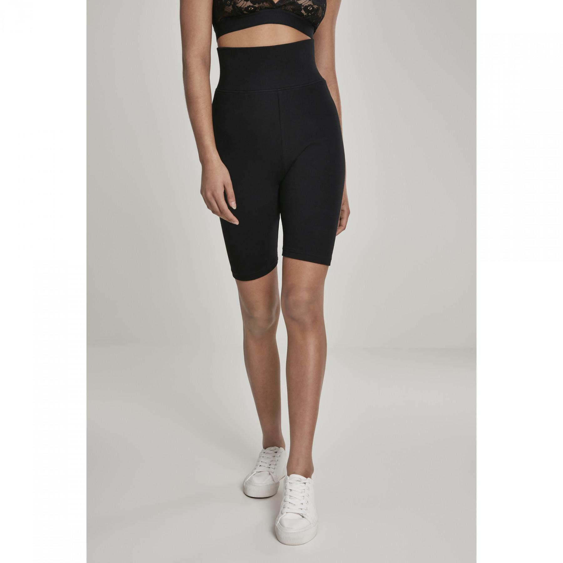 Pack of 2 shorts woman Urban Classic waist XXL