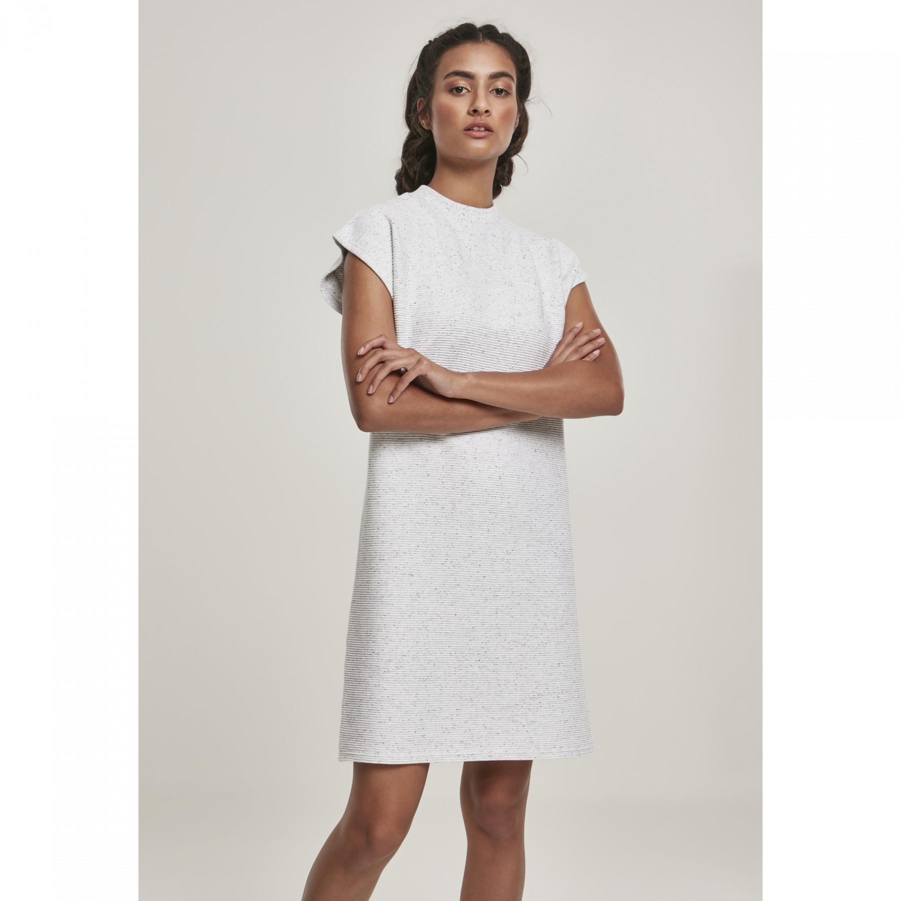 Women's Urban Classic nap terry extended dress