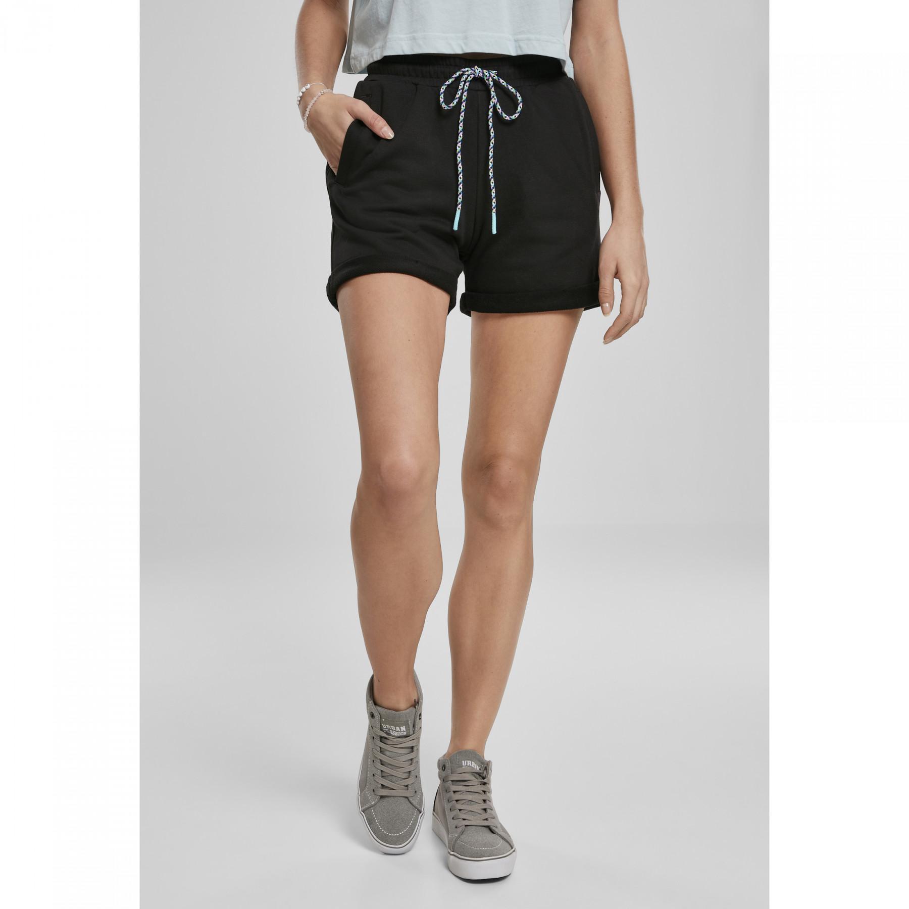 Women's Urban Classic beach terry shorts