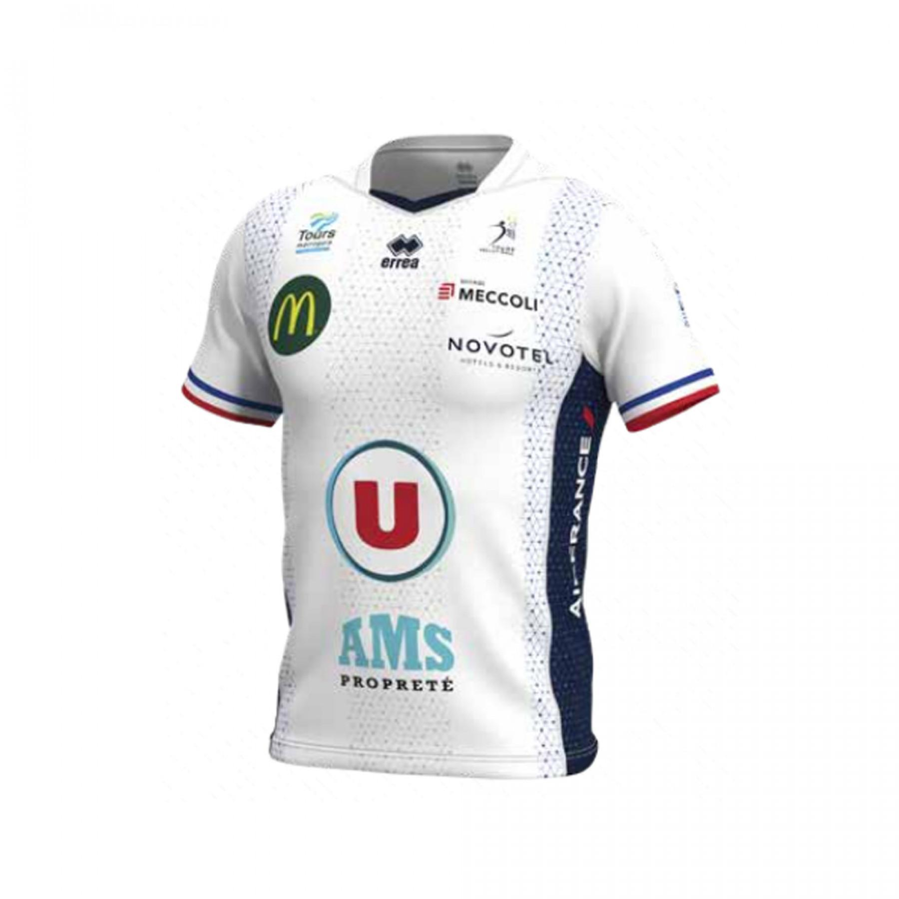Home jersey Tours Volley 2019/20