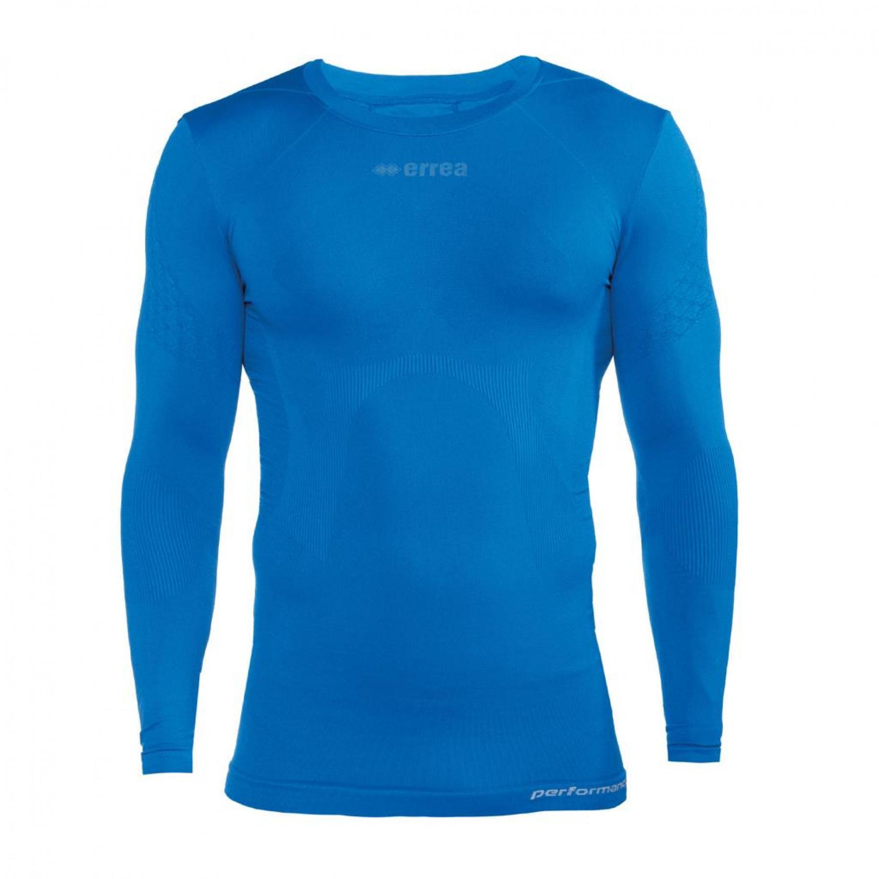 compression jersey long sleeve Junior Errea Davor