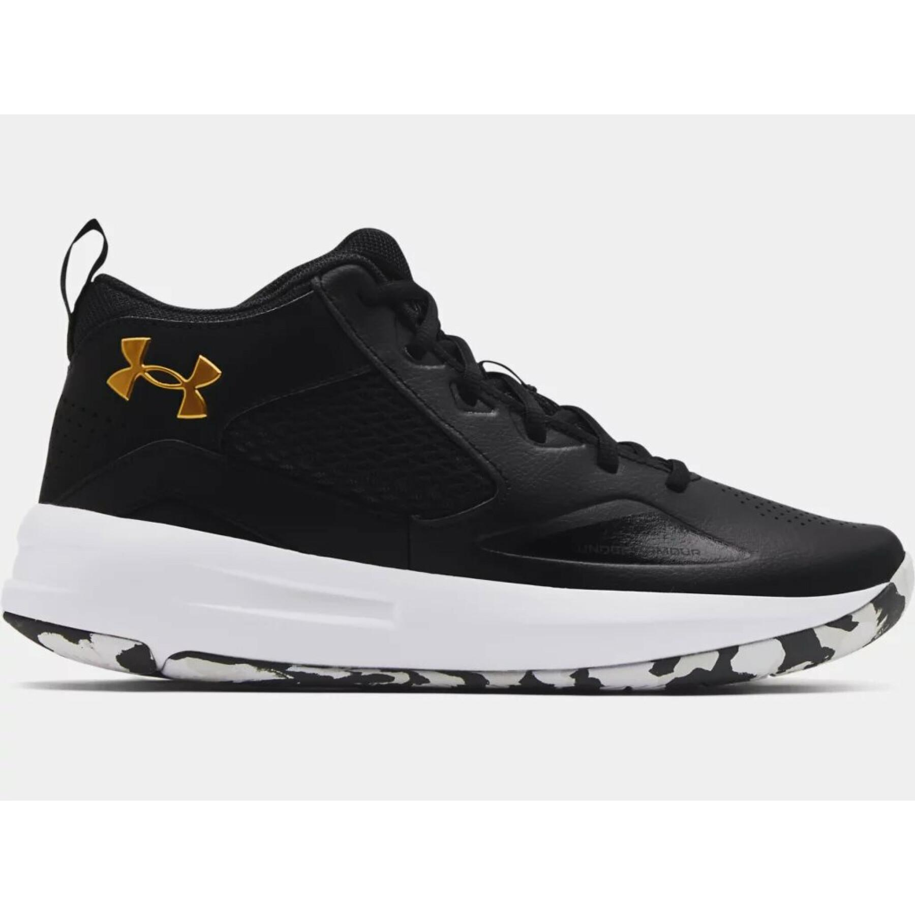 Basketball shoes Under Armour Lockdown 5