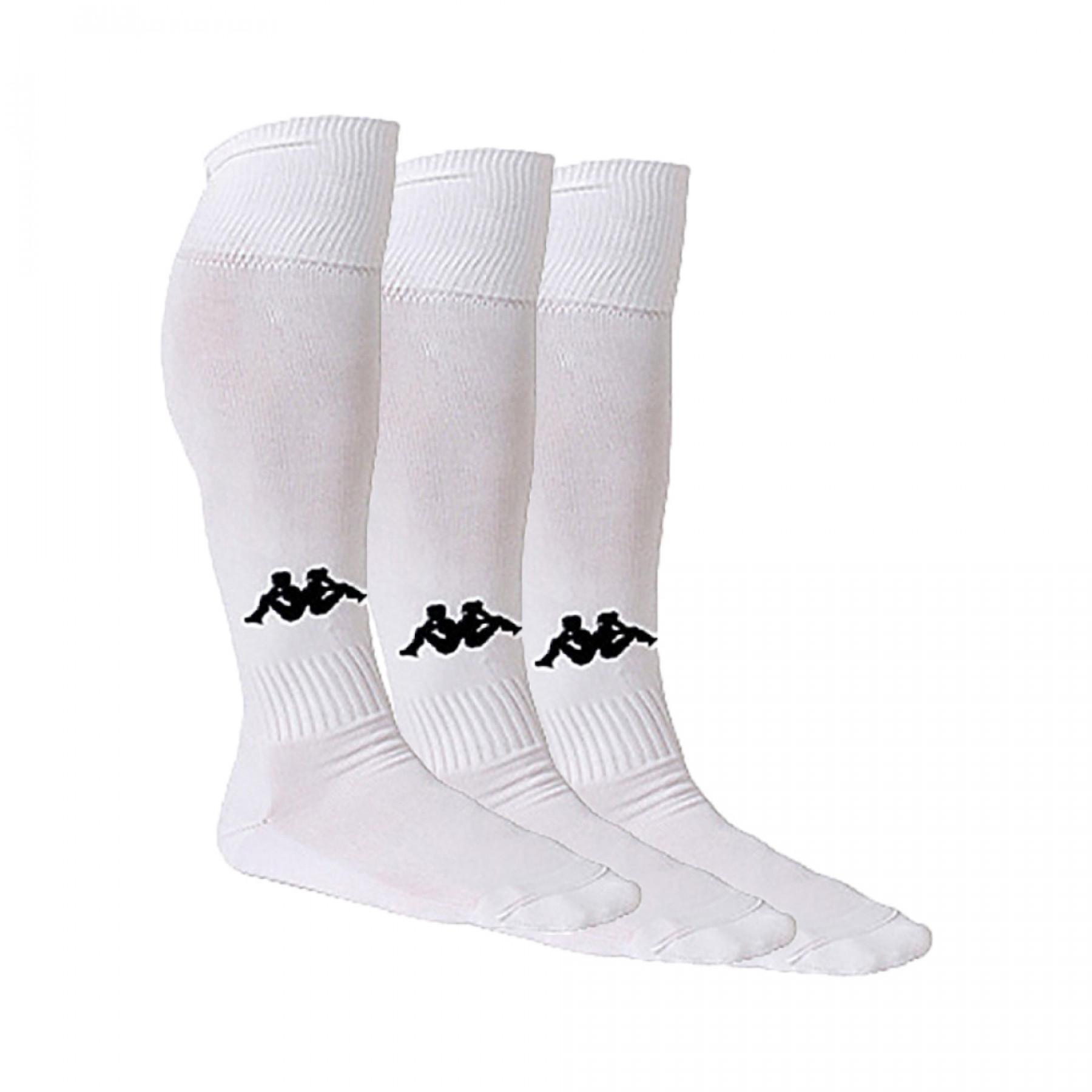 Set of 3 pairs of socks Kappa Penao