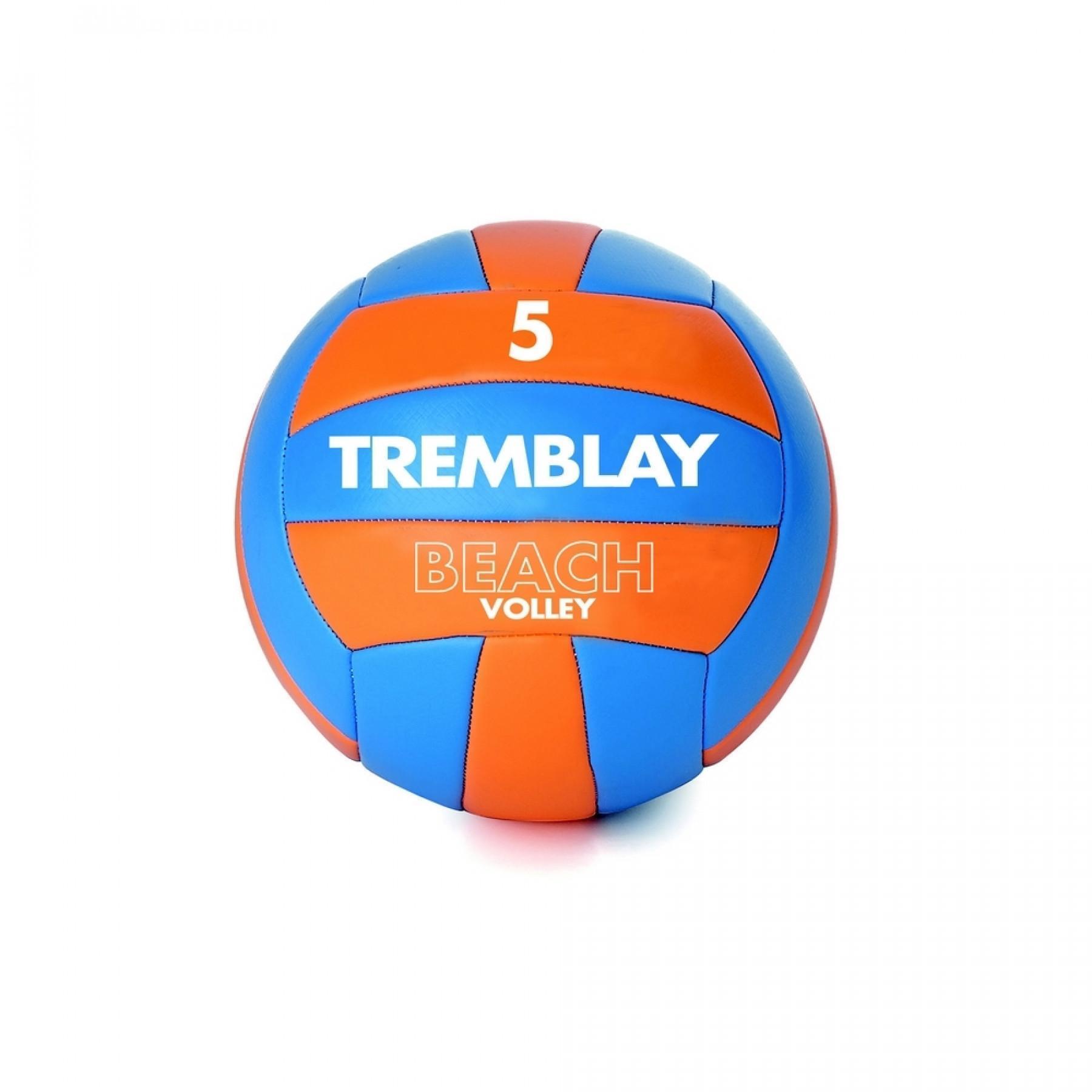 Tremblay beach volleyball