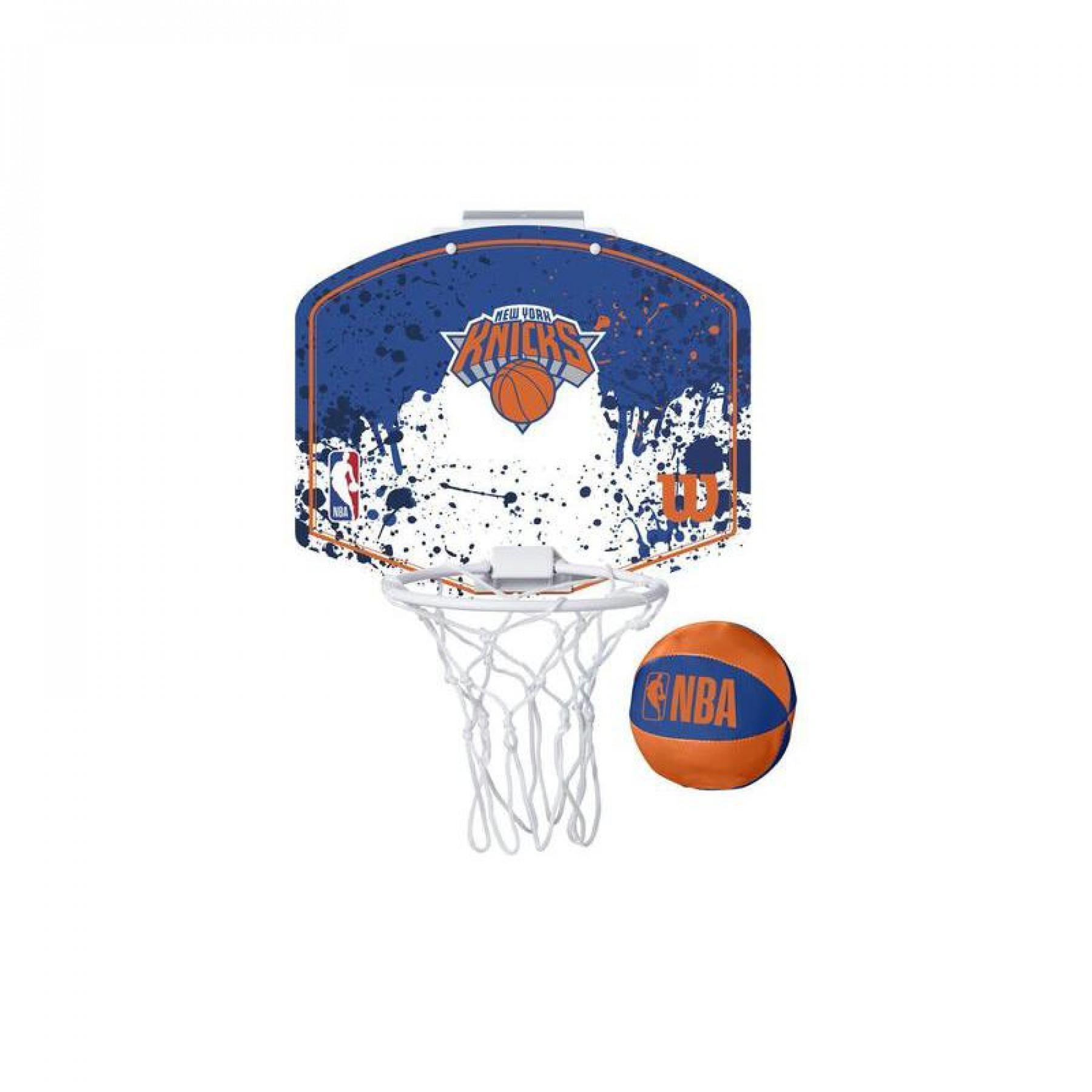 New York Knicks NBA Mini Basket