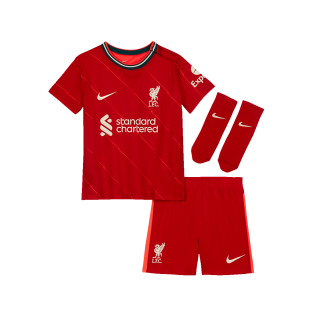 Baby home kit Liverpool FC 2021/22