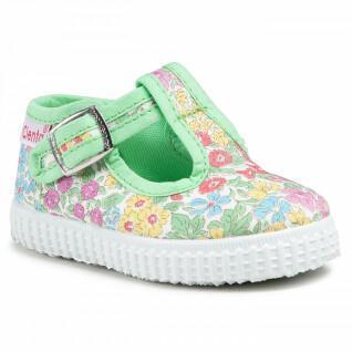Baby canvas shoes Cienta Joanna Louise