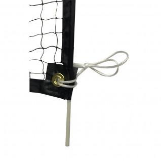 Badminton competition net with 19mm mesh, 1.6mm Sporti France