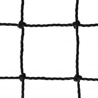 Tennis net cabled 2mm mesh 45 doubled on 6 rows Sporti France
