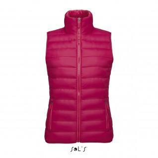 Women's sleeveless jacket Sol's Wave