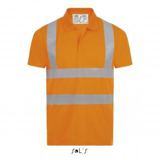 Sol's Signal Pro work polo shirt