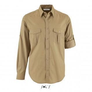 Sol's Burma Shirt